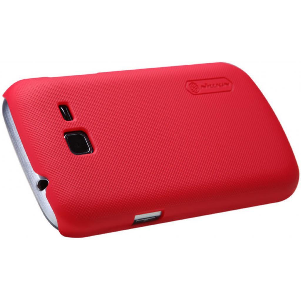 Чехол для моб. телефона NILLKIN для Samsung S7390 /Super Frosted Shield/Red (6129131) изображение 3