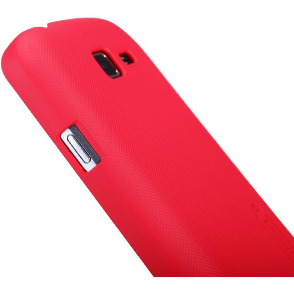 Чехол для моб. телефона NILLKIN для Samsung S7390 /Super Frosted Shield/Red (6129131) изображение 4