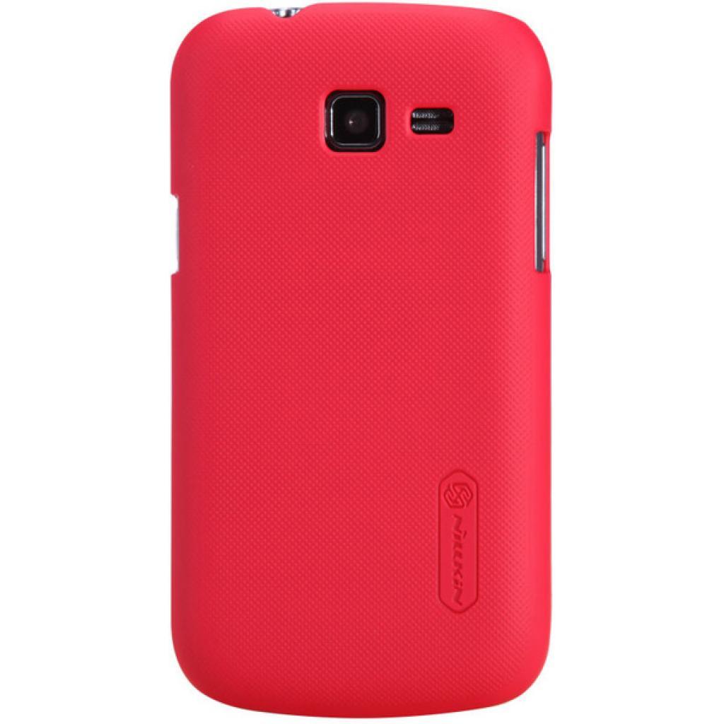 Чехол для моб. телефона NILLKIN для Samsung S7390 /Super Frosted Shield/Red (6129131)