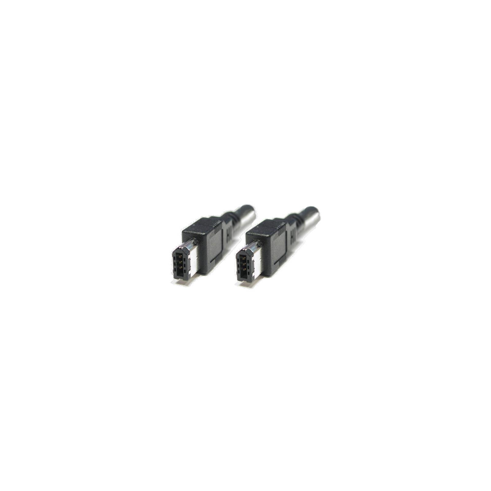 Кабель для передачи данных Firewire 6/6 3.0m Cablexpert (FWP-66-15) изображение 2