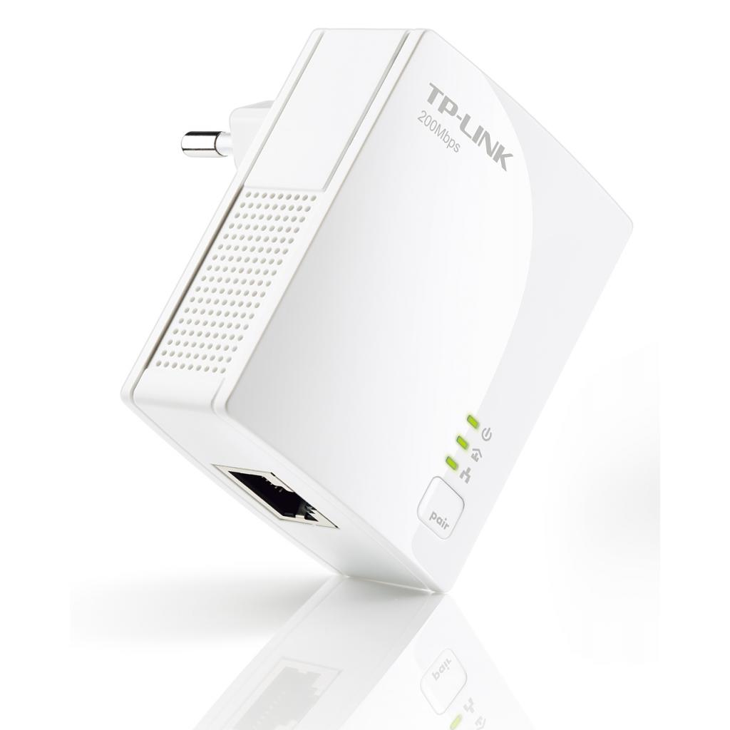 Адаптер Powerline TP-Link TL-PA2010 изображение 3