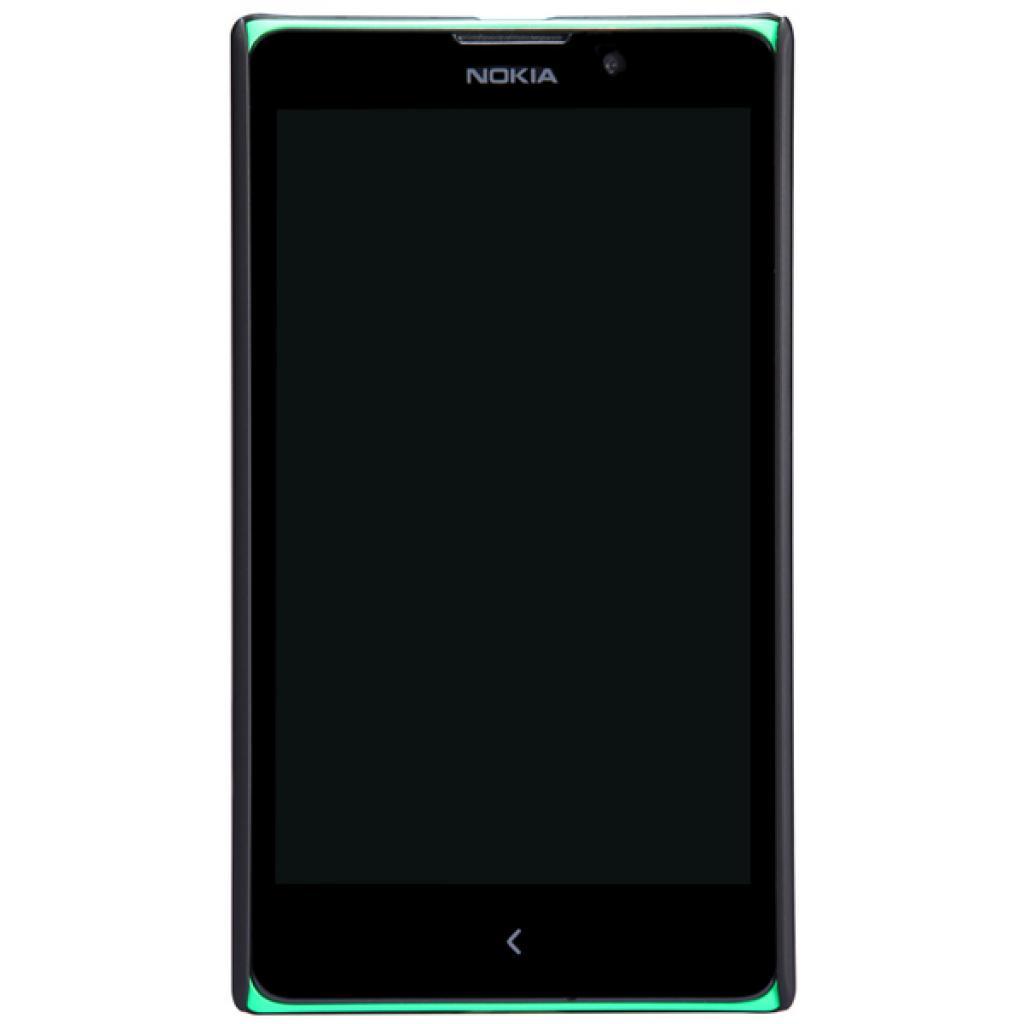 Чехол для моб. телефона NILLKIN для Nokia XL /Super Frosted Shield/Black (6164341) изображение 5