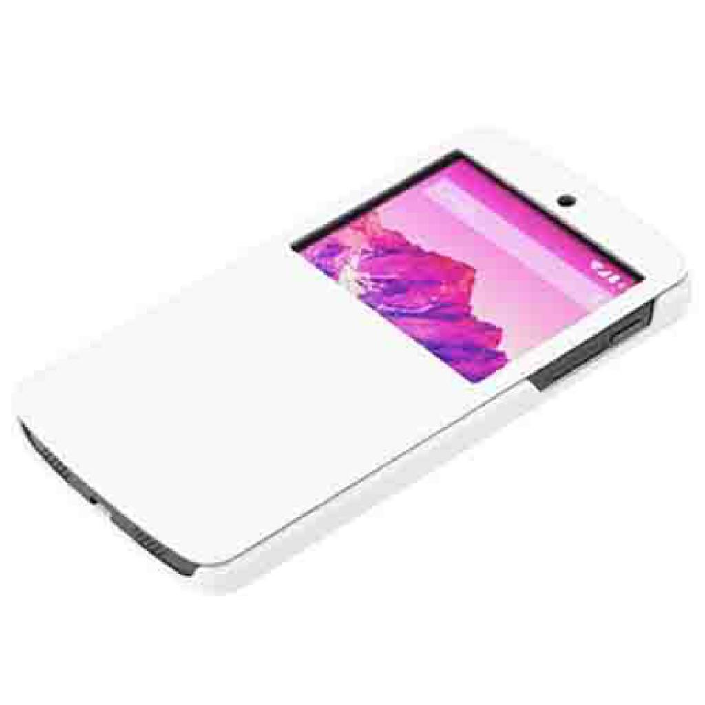 Чехол для моб. телефона Rock Nexus 5 Excel series white (nexus 5-58853)