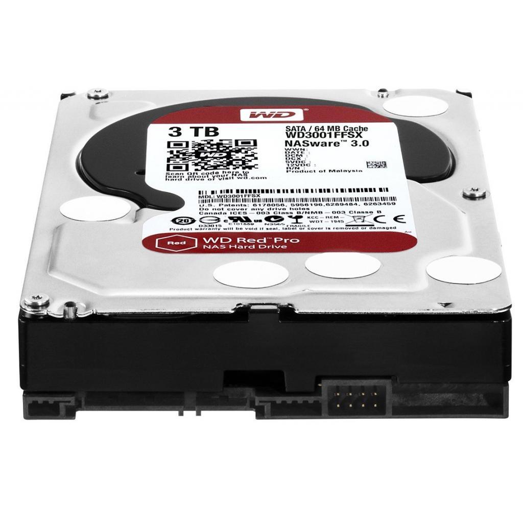"""Жесткий диск 3.5"""" 3TB Western Digital (WD3001FFSX) изображение 2"""