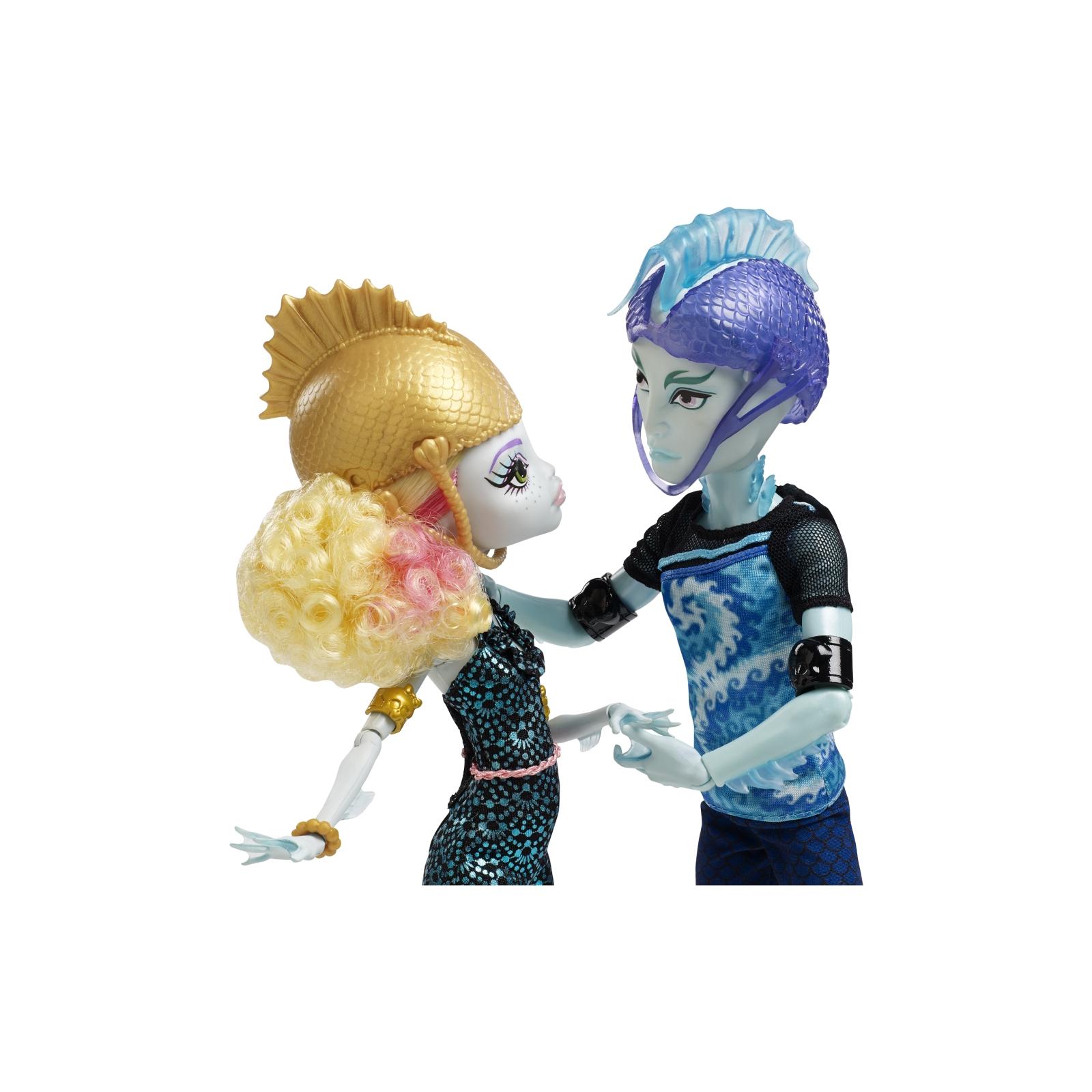 Кукла Mattel Лагуна и Гил Роликовая любовь (CJC47) изображение 3