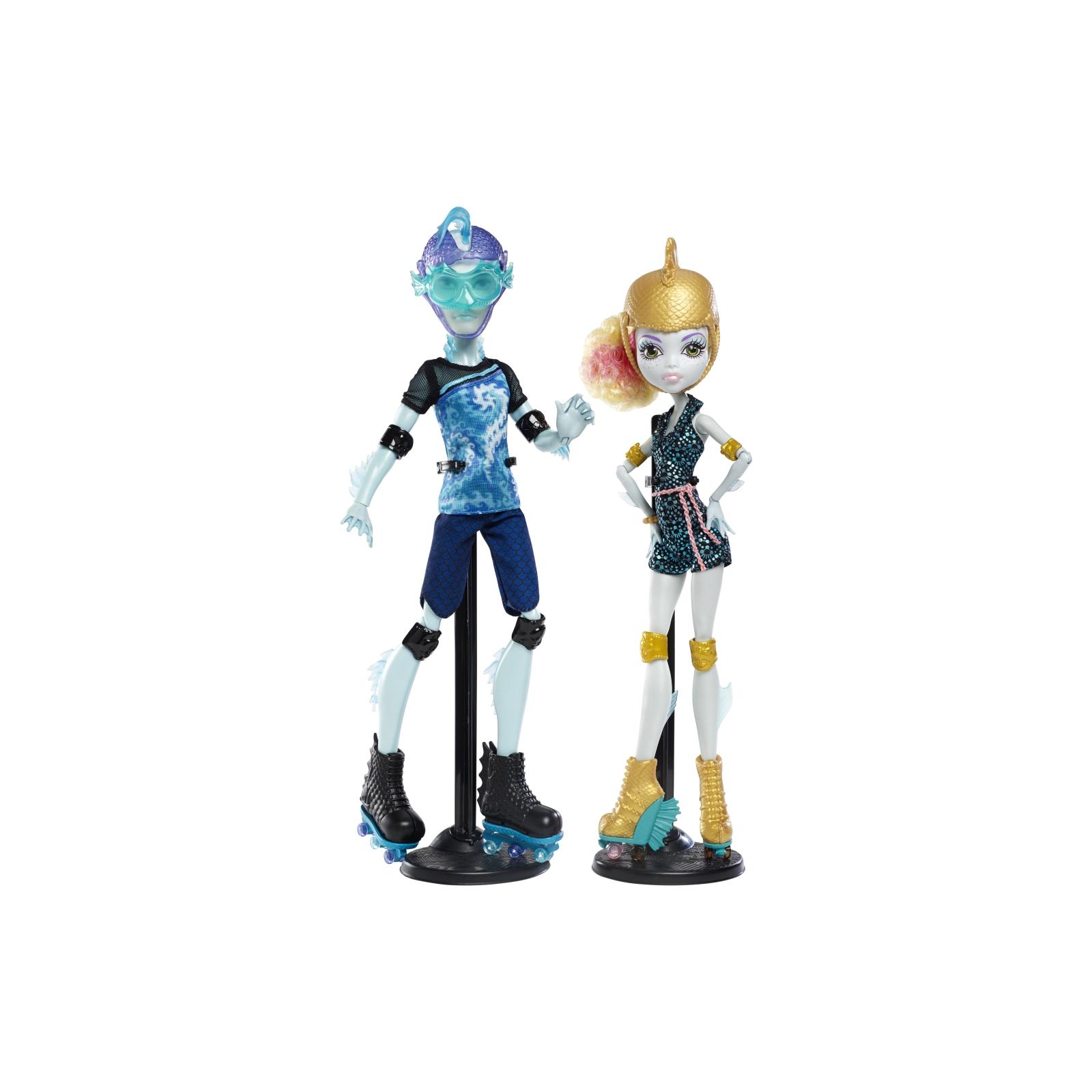 Кукла Mattel Лагуна и Гил Роликовая любовь (CJC47)