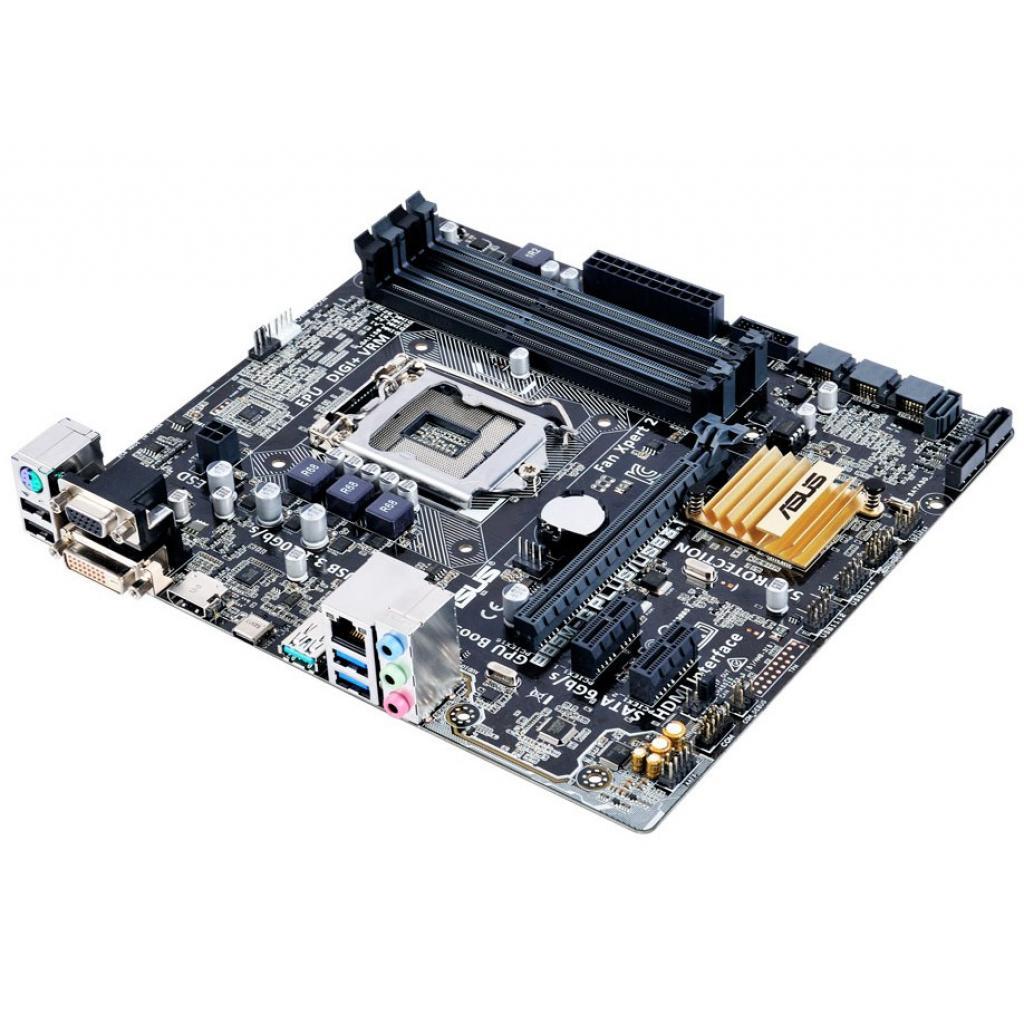 Материнская плата ASUS B85M-G PLUS/USB 3.1 изображение 4