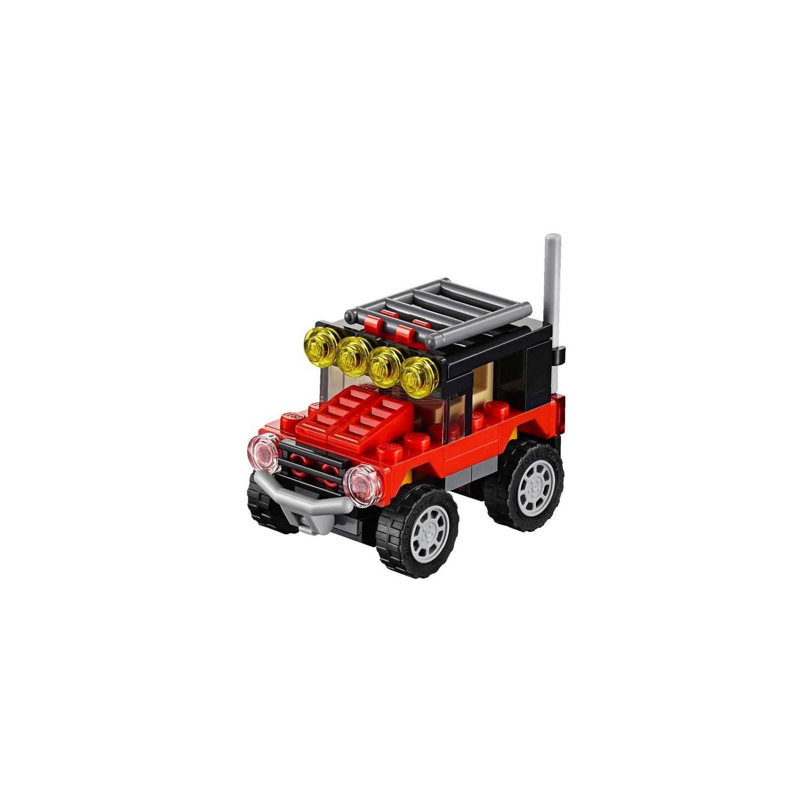 Конструктор LEGO Creator Гонки в пустыне (31040) изображение 2