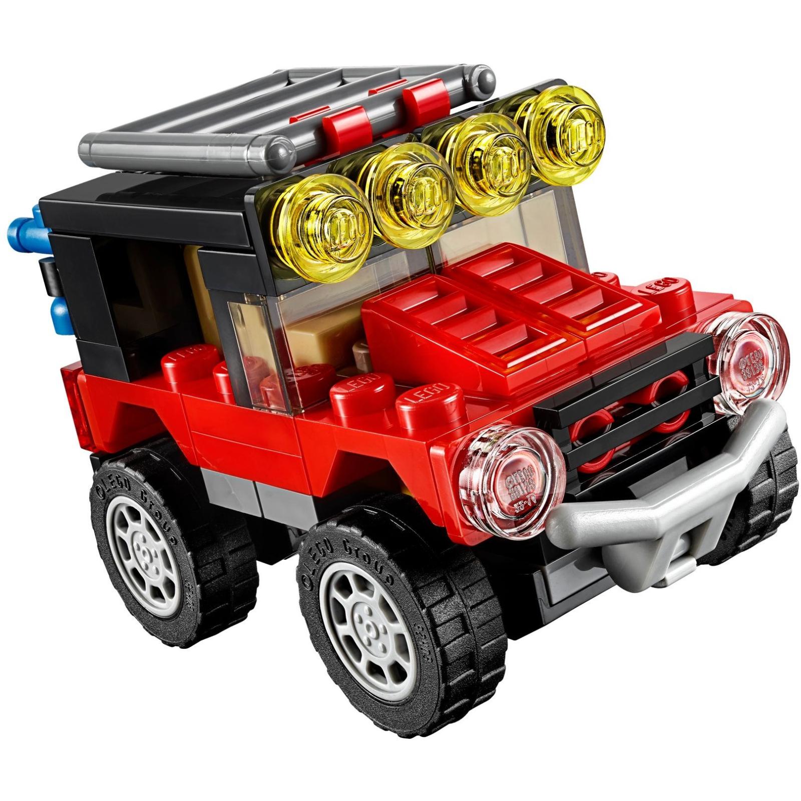Конструктор LEGO Creator Гонки в пустыне (31040) изображение 3