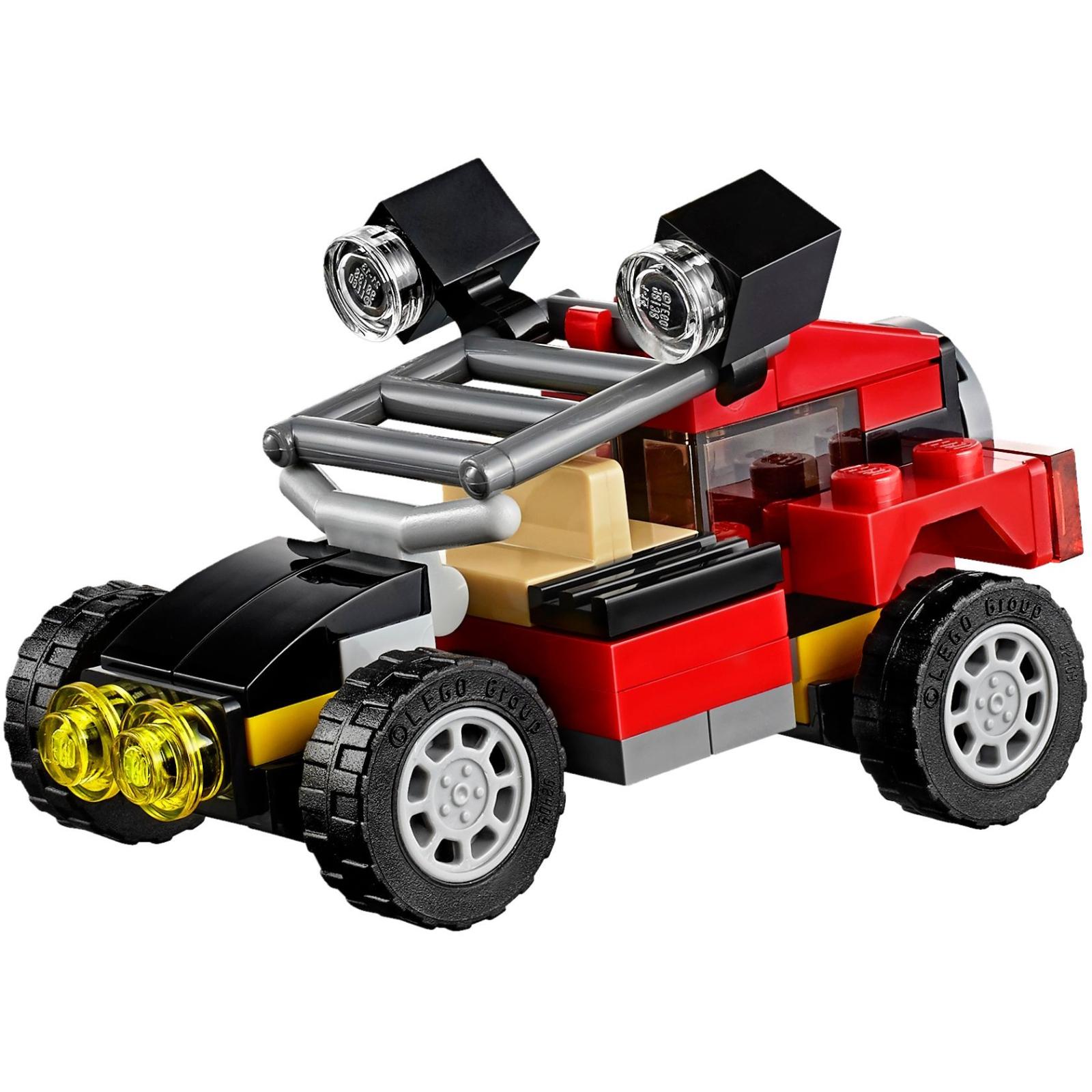 Конструктор LEGO Creator Гонки в пустыне (31040) изображение 4