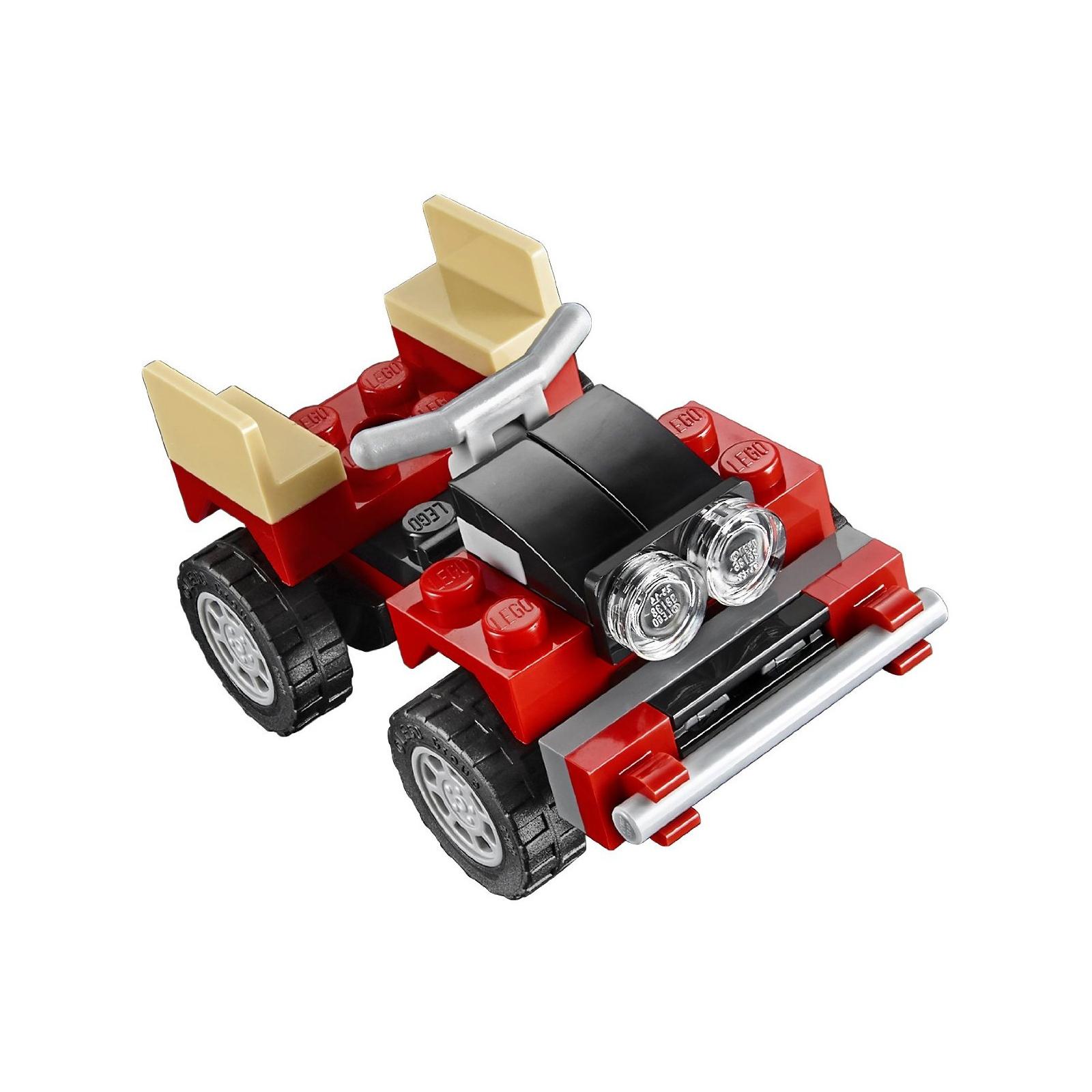 Конструктор LEGO Creator Гонки в пустыне (31040) изображение 5