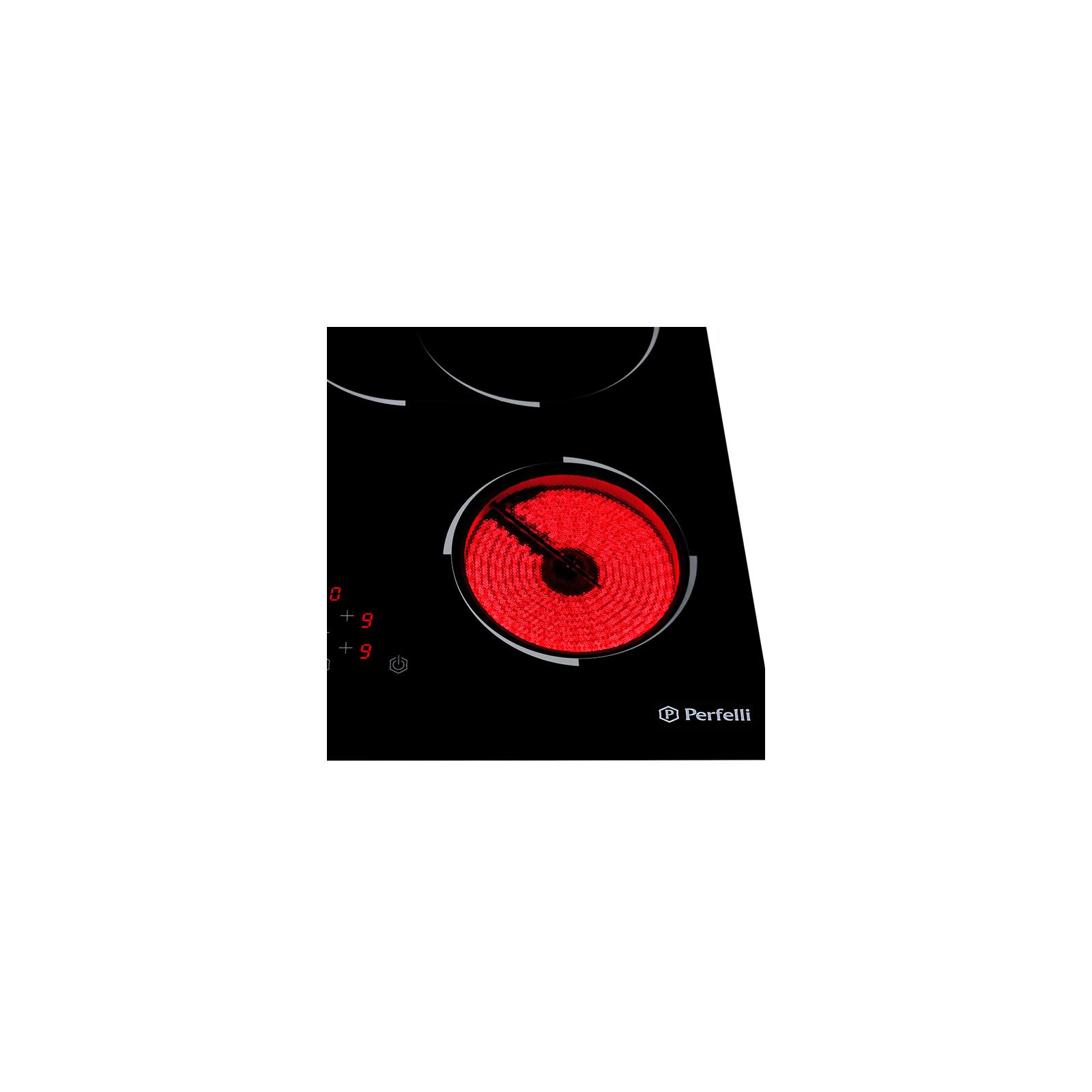 Варочная поверхность PERFELLI VH 6121 BL изображение 7