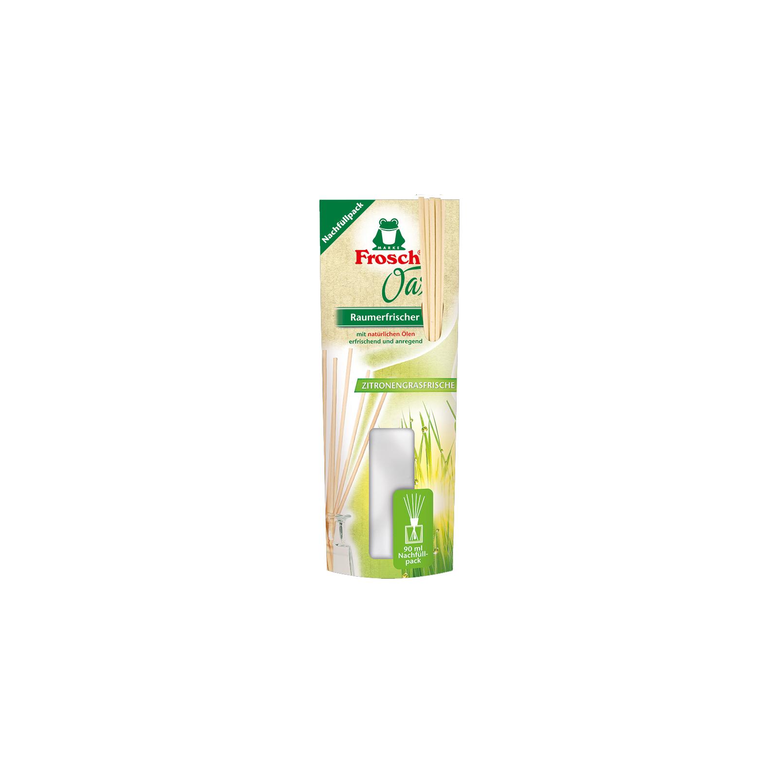 Освежитель воздуха Frosch Оазис Лемонграсс 90 мл (запаска) (4001499116896)