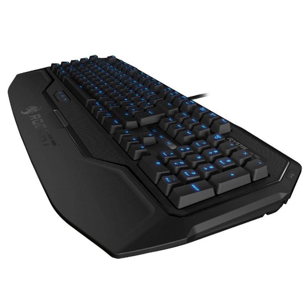 Клавиатура Roccat Ryos MK Pro, Keyboard MX Blue (ROC-12-861-BE) изображение 3