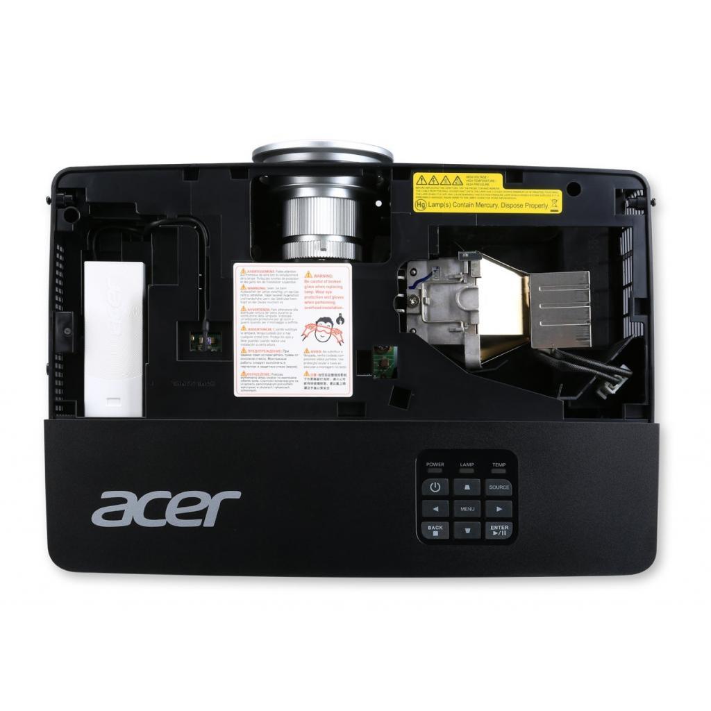 Проектор Acer P1285B (MR.JM011.001 / MR.JM011.00F) изображение 7
