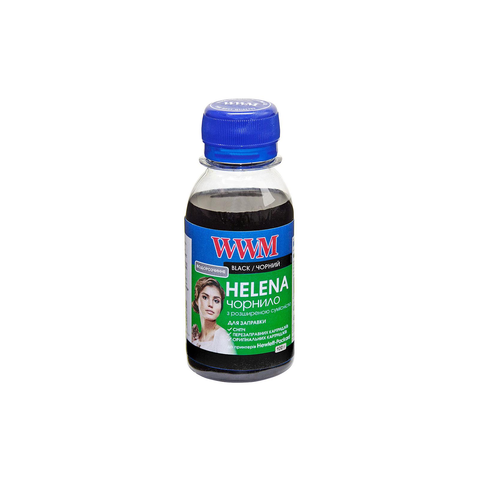 Чернила WWM HP UNIVERSAL HELENA Black (HU/B-2)