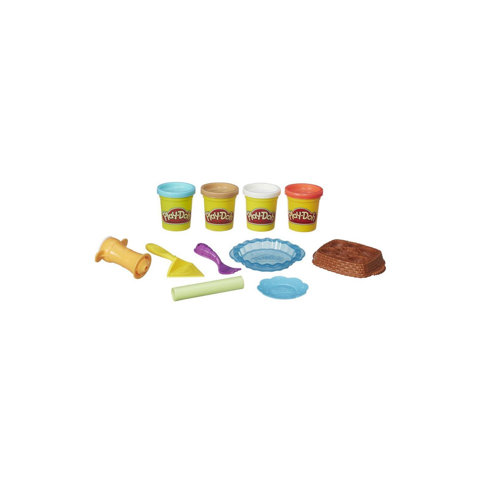 Набор для творчества Hasbro Play-Doh Ягодные тарталетки (B3398) изображение 2