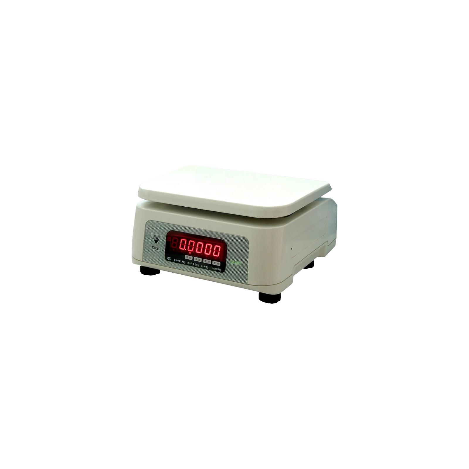 Весы DIGI DS-673S 15kg (2060733242)