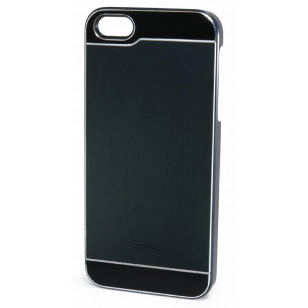 Чехол для моб. телефона JCPAL Aluminium для iPhone 5S/5 (Smooth touch-Black) (JCP3105) изображение 2