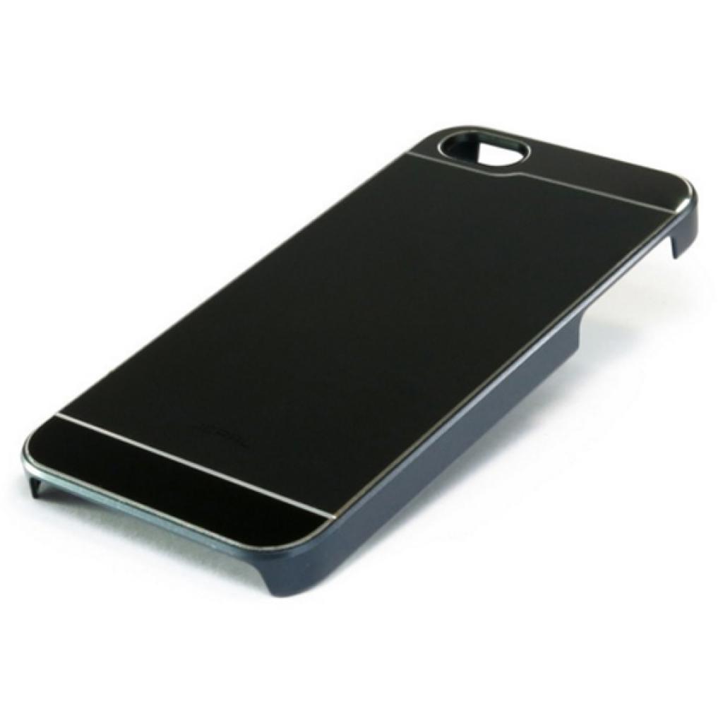 Чехол для моб. телефона JCPAL Aluminium для iPhone 5S/5 (Smooth touch-Black) (JCP3105) изображение 3