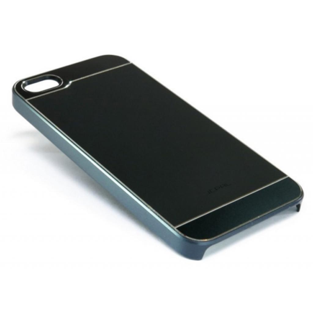 Чехол для моб. телефона JCPAL Aluminium для iPhone 5S/5 (Smooth touch-Black) (JCP3105) изображение 4