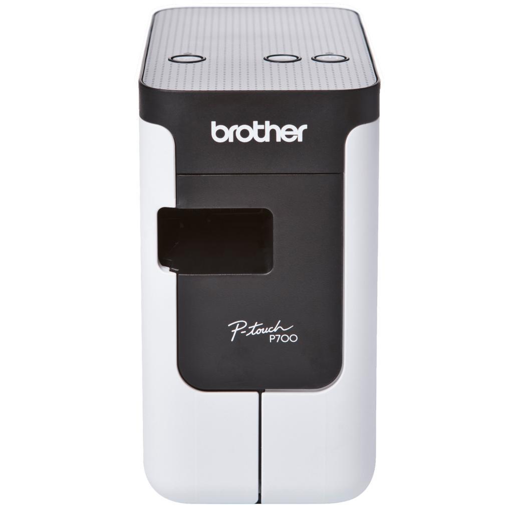 Принтер этикеток Brother P-Touch PT-P700 (PTP700R1) изображение 2