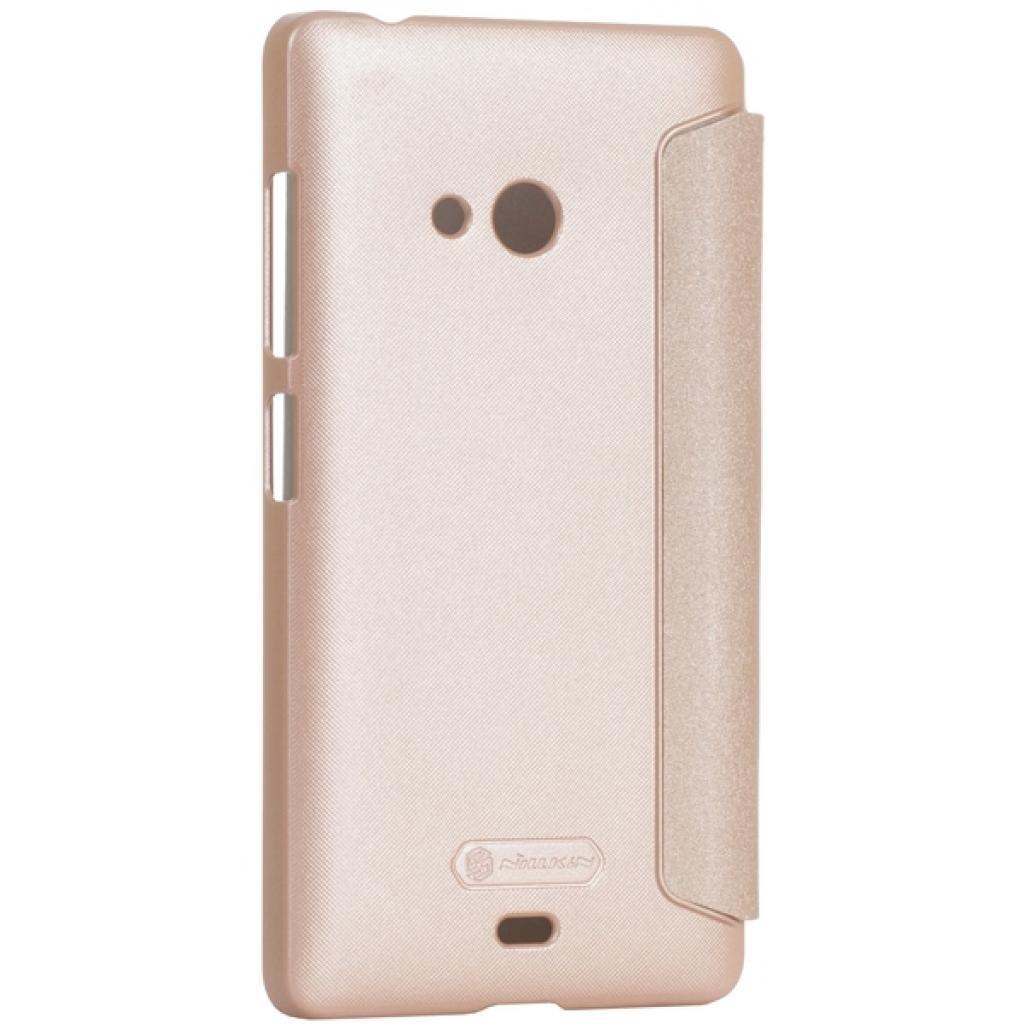 Чехол для моб. телефона NILLKIN для Microsoft Lumia 540 Gold (6236841) (6236841) изображение 2