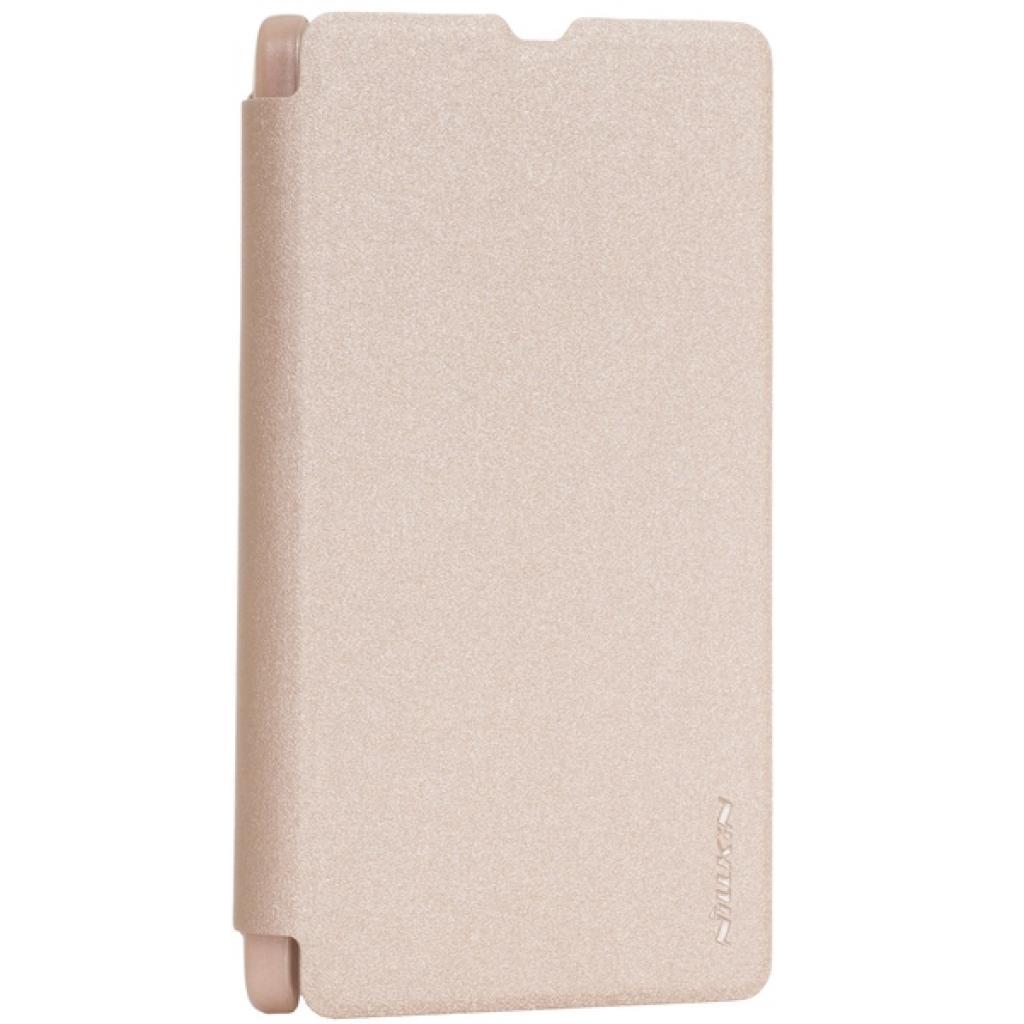 Чехол для моб. телефона NILLKIN для Microsoft Lumia 540 Gold (6236841) (6236841)