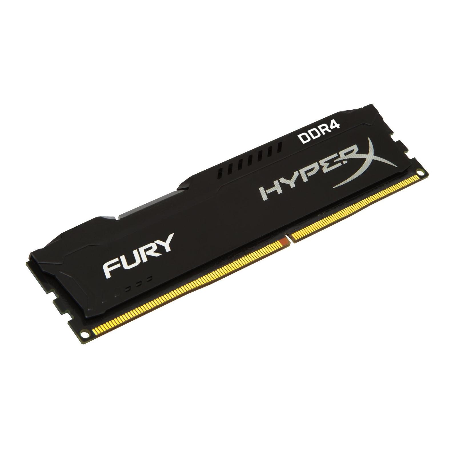 Модуль памяти для компьютера DDR4 16GB 2133 MHz Fury Blac Kingston (HX421C14FB/16) изображение 2