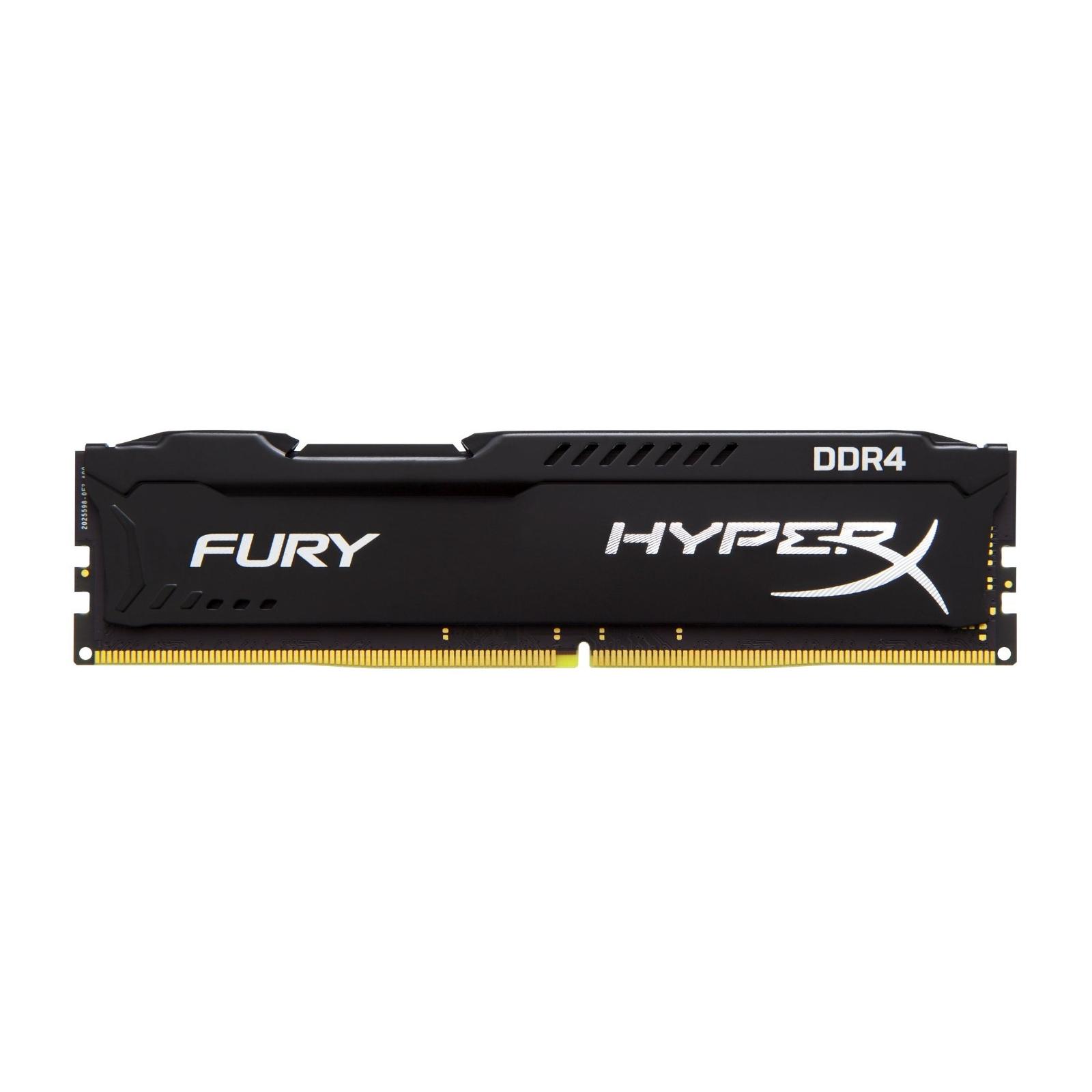 Модуль памяти для компьютера DDR4 16GB 2133 MHz Fury Blac Kingston (HX421C14FB/16)