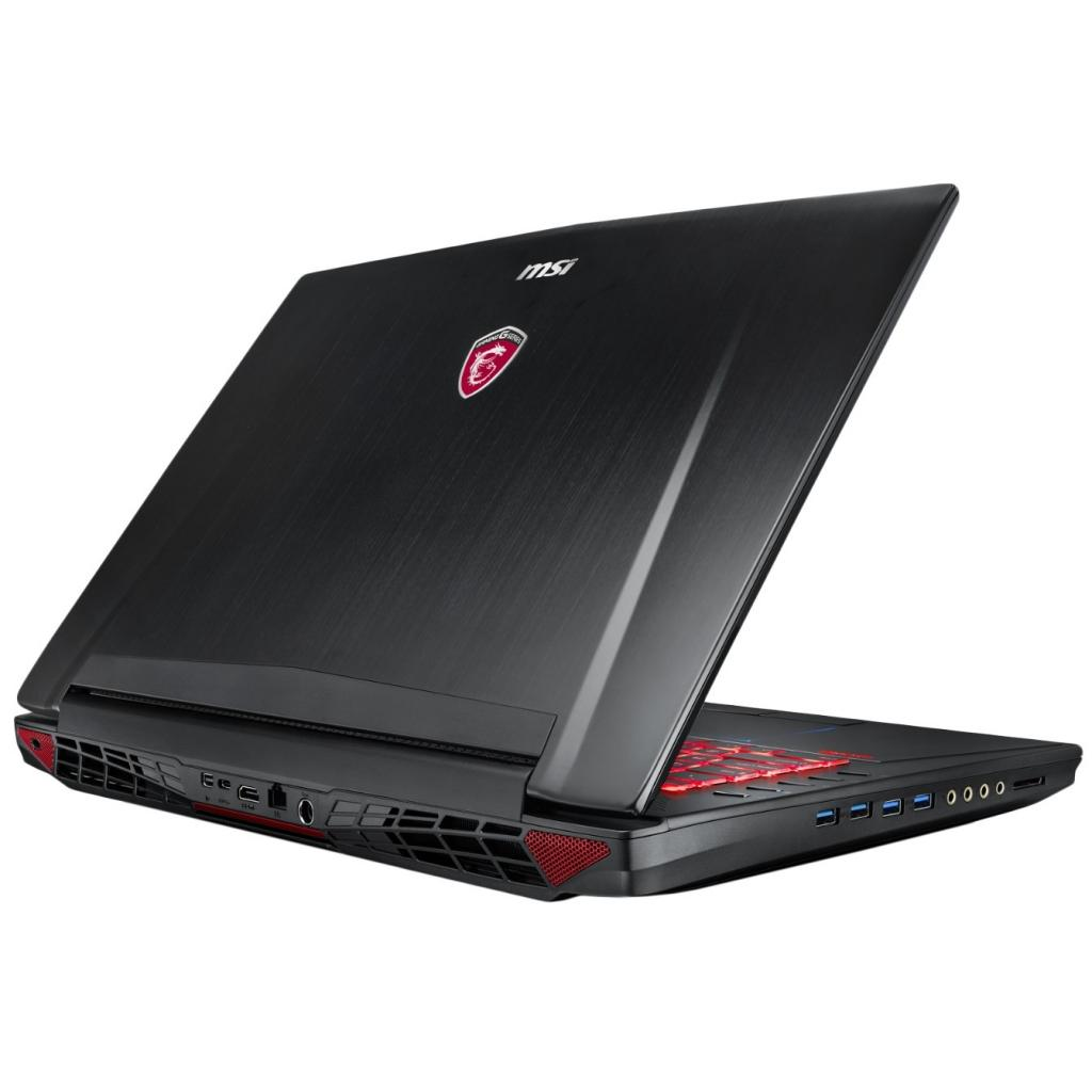 Ноутбук MSI GT72 (GT72VR6RE-282UA)