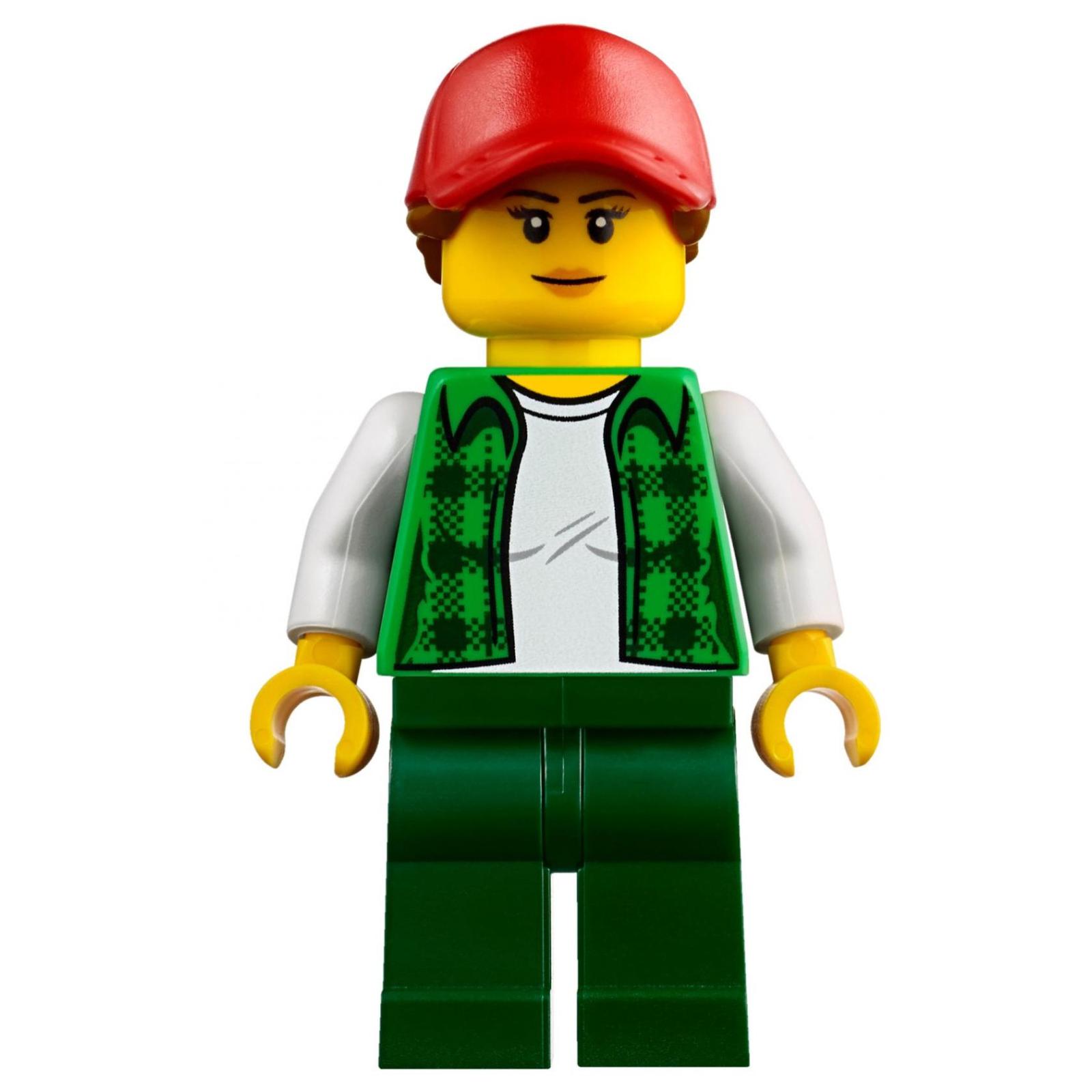 Конструктор LEGO City Перевозка тяжелых грузов (60183) изображение 12