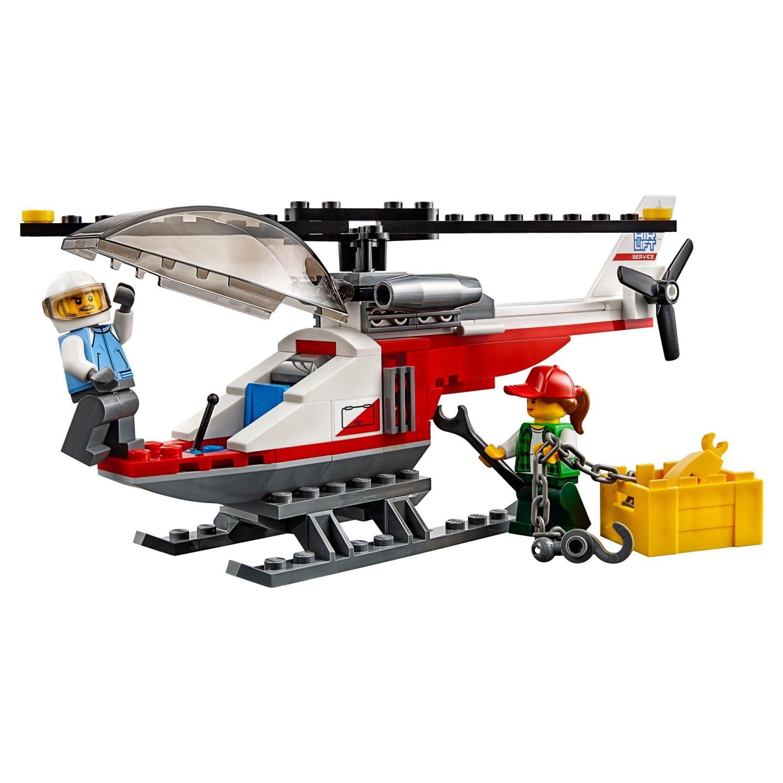 Конструктор LEGO City Перевозка тяжелых грузов (60183) изображение 7