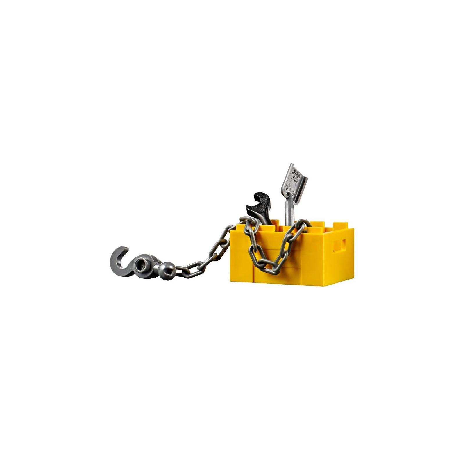 Конструктор LEGO City Перевозка тяжелых грузов (60183) изображение 8