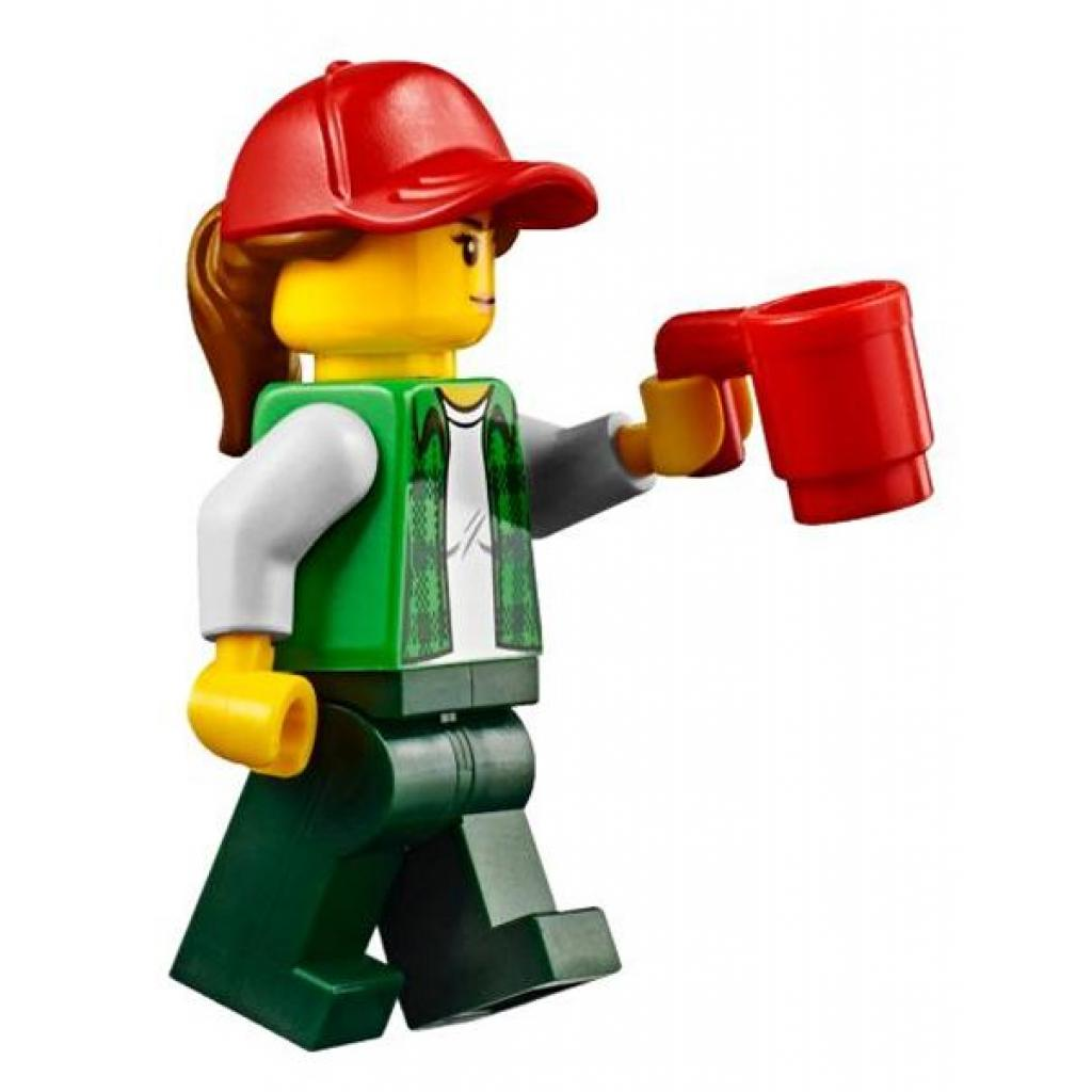 Конструктор LEGO City Перевозка тяжелых грузов (60183) изображение 9