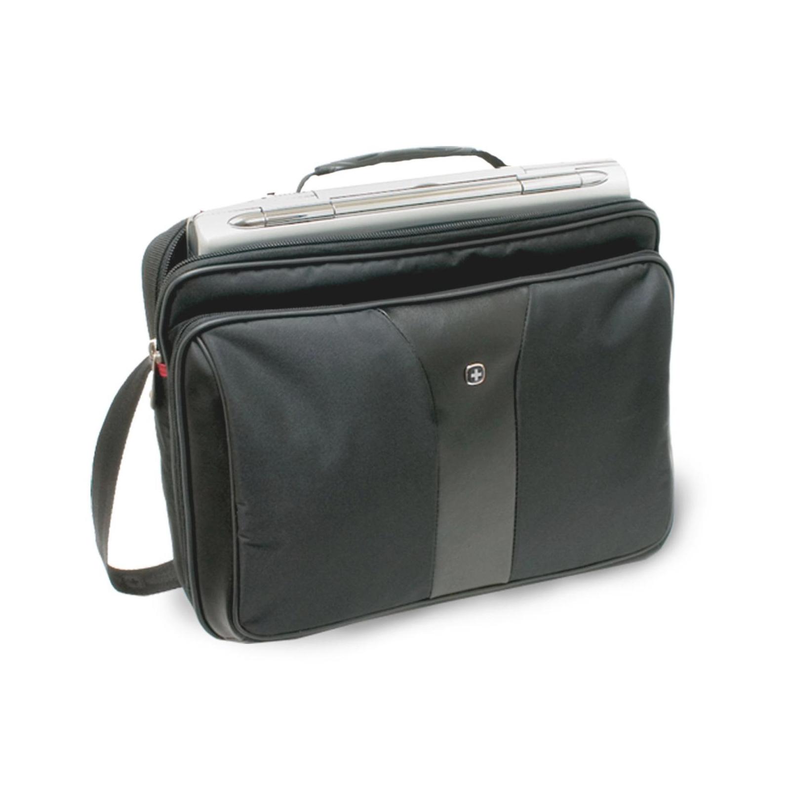Сумка дорожная Wenger Patriot 2 Pc Wheeled Laptop Case (600662) изображение 4