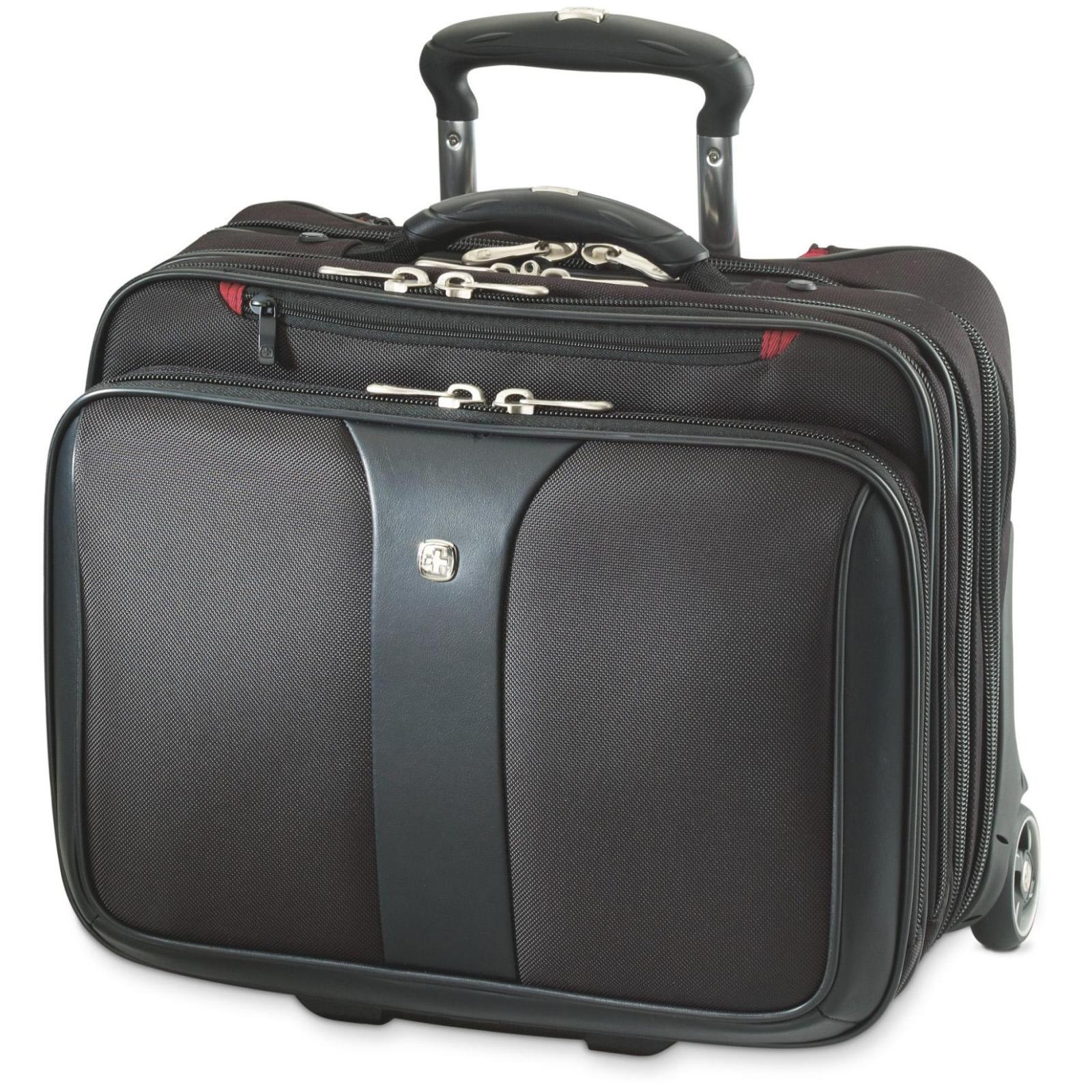 Сумка дорожная Wenger Patriot 2 Pc Wheeled Laptop Case (600662)