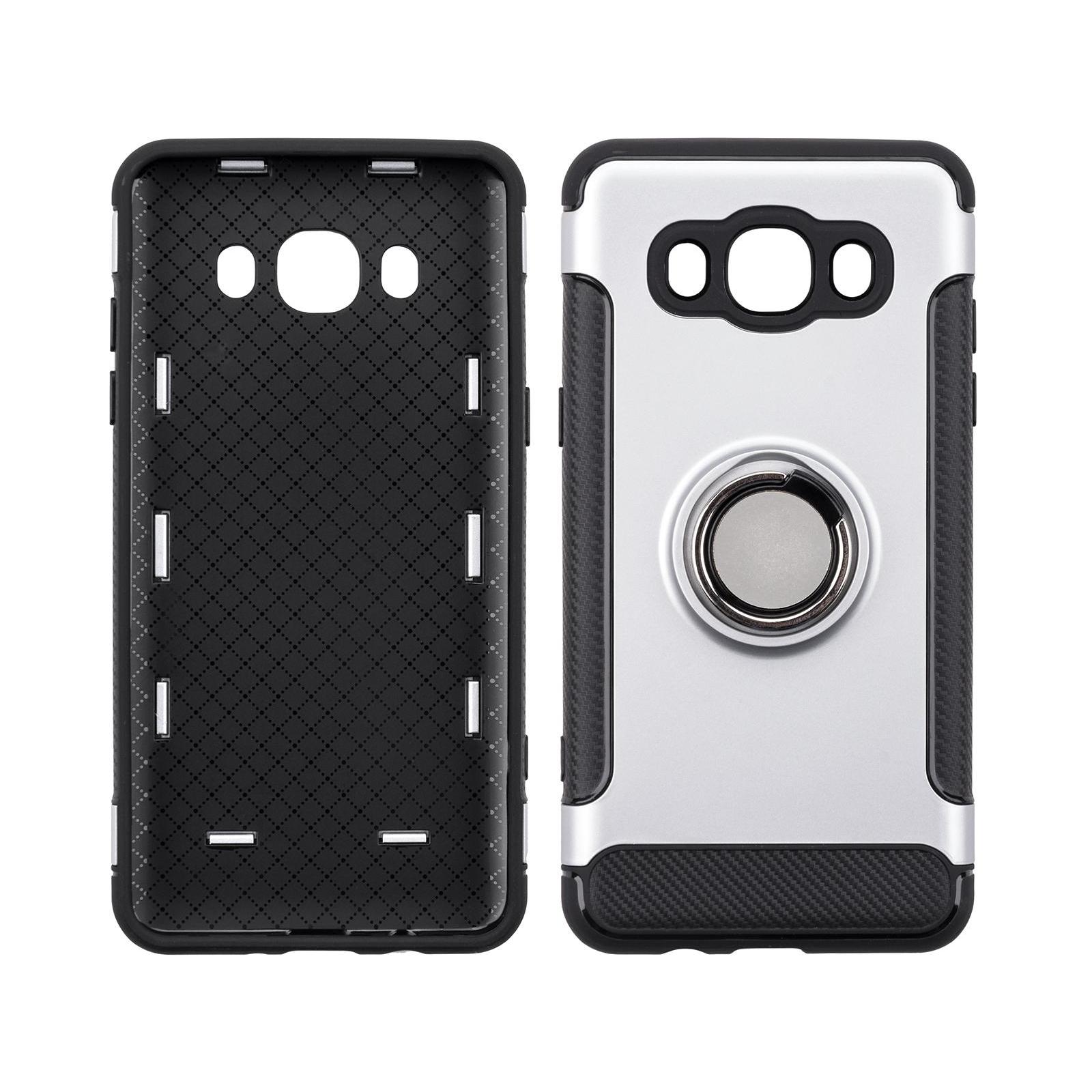 Чехол для моб. телефона Laudtec для Samsung J5 2016/J510 Ring stand (silver) (LR-J510-SR) изображение 5