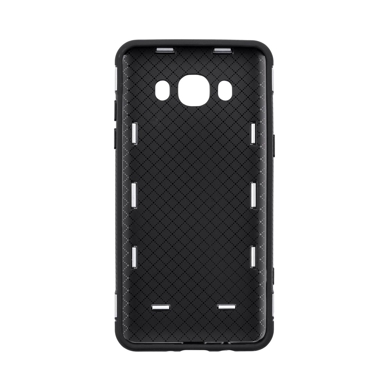 Чехол для моб. телефона Laudtec для Samsung J5 2016/J510 Ring stand (silver) (LR-J510-SR) изображение 9