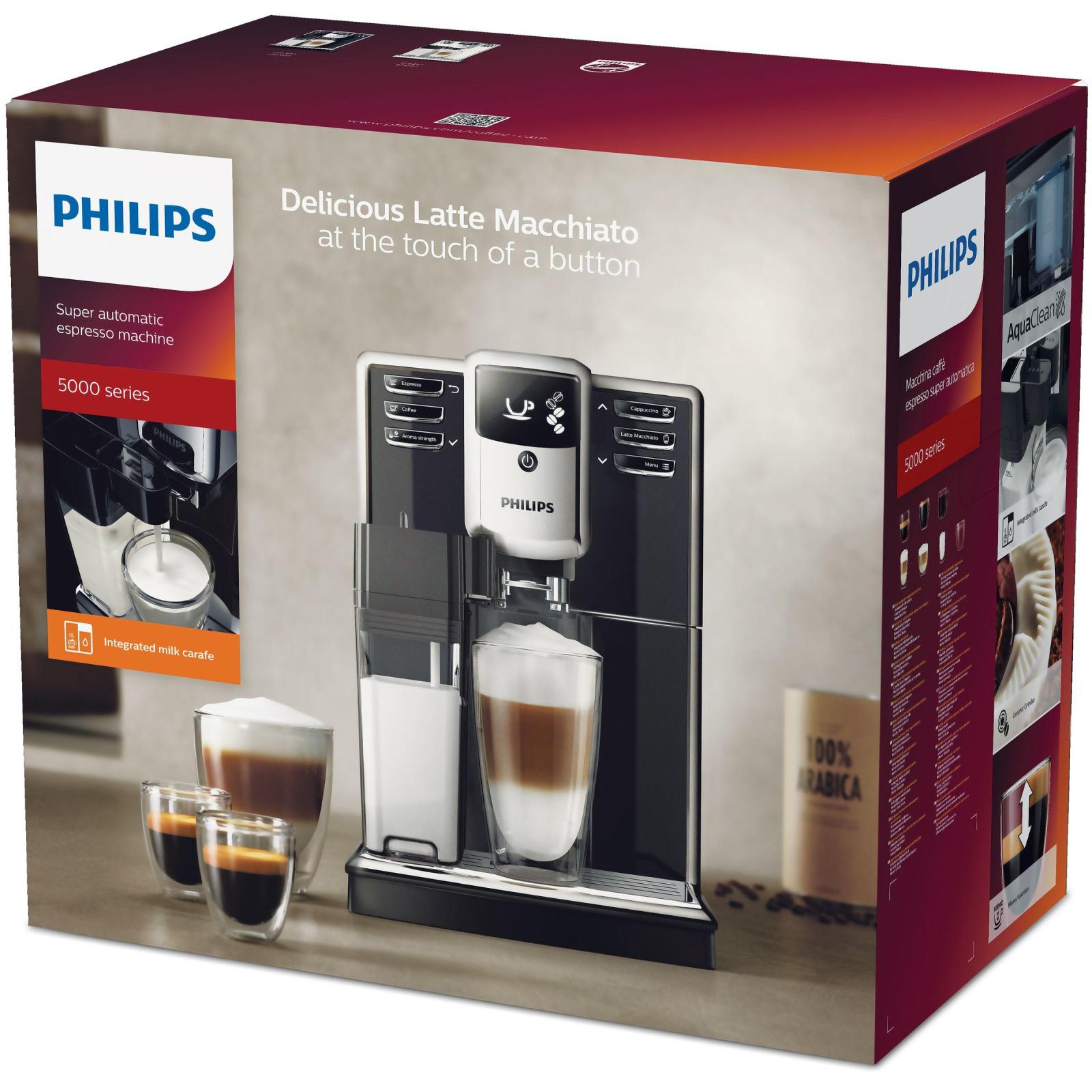 Кофеварка PHILIPS EP5365/10 изображение 6