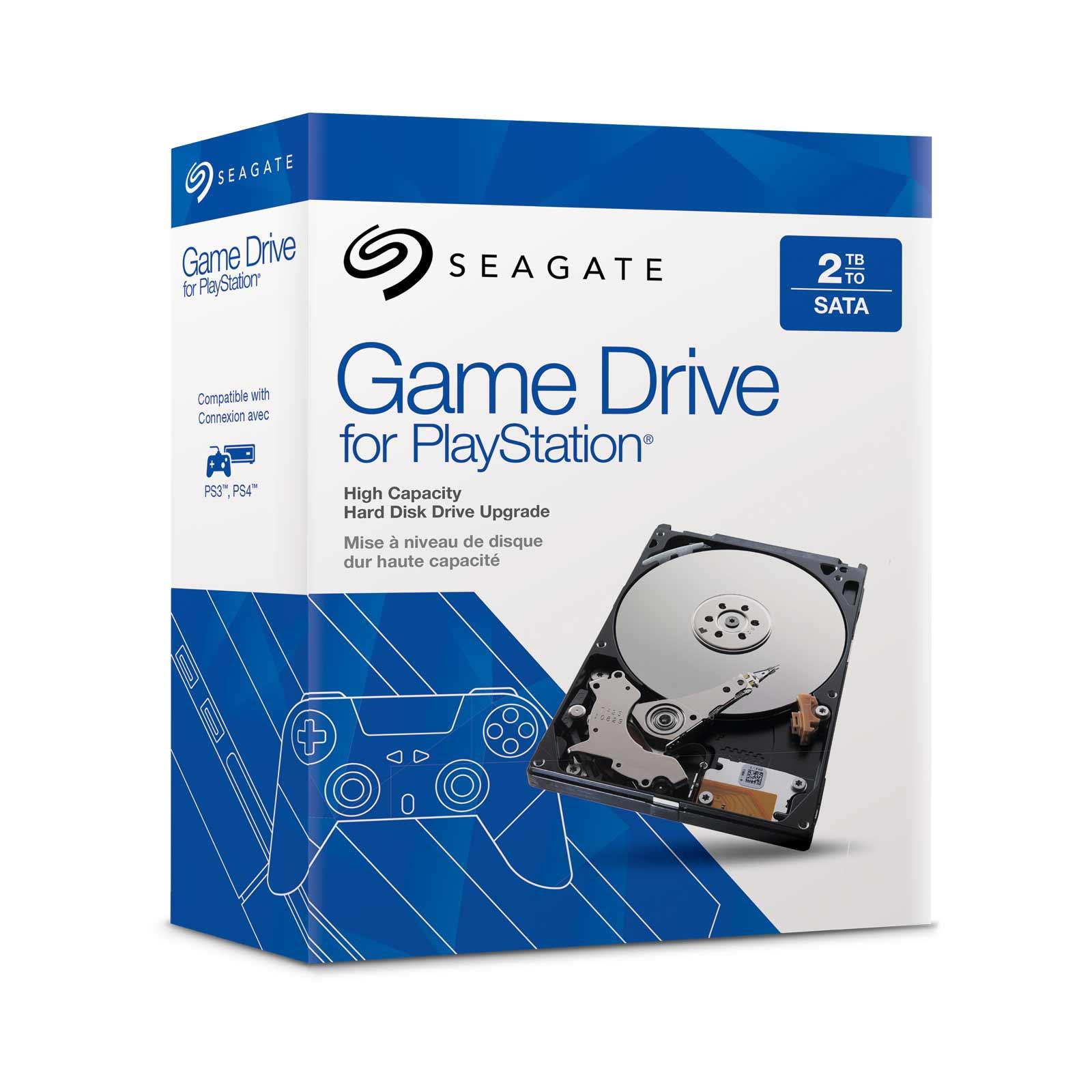 "Жесткий диск для ноутбука 2.5"" 2TB Game Drive for PlayStation Seagate (STBD2000103)"