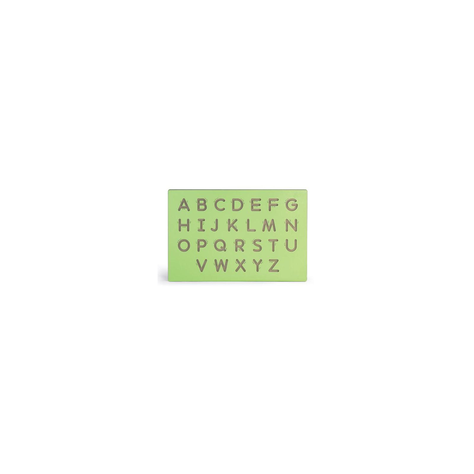 Навчальний набір Viga Toys Написання заголовних букв (50857)