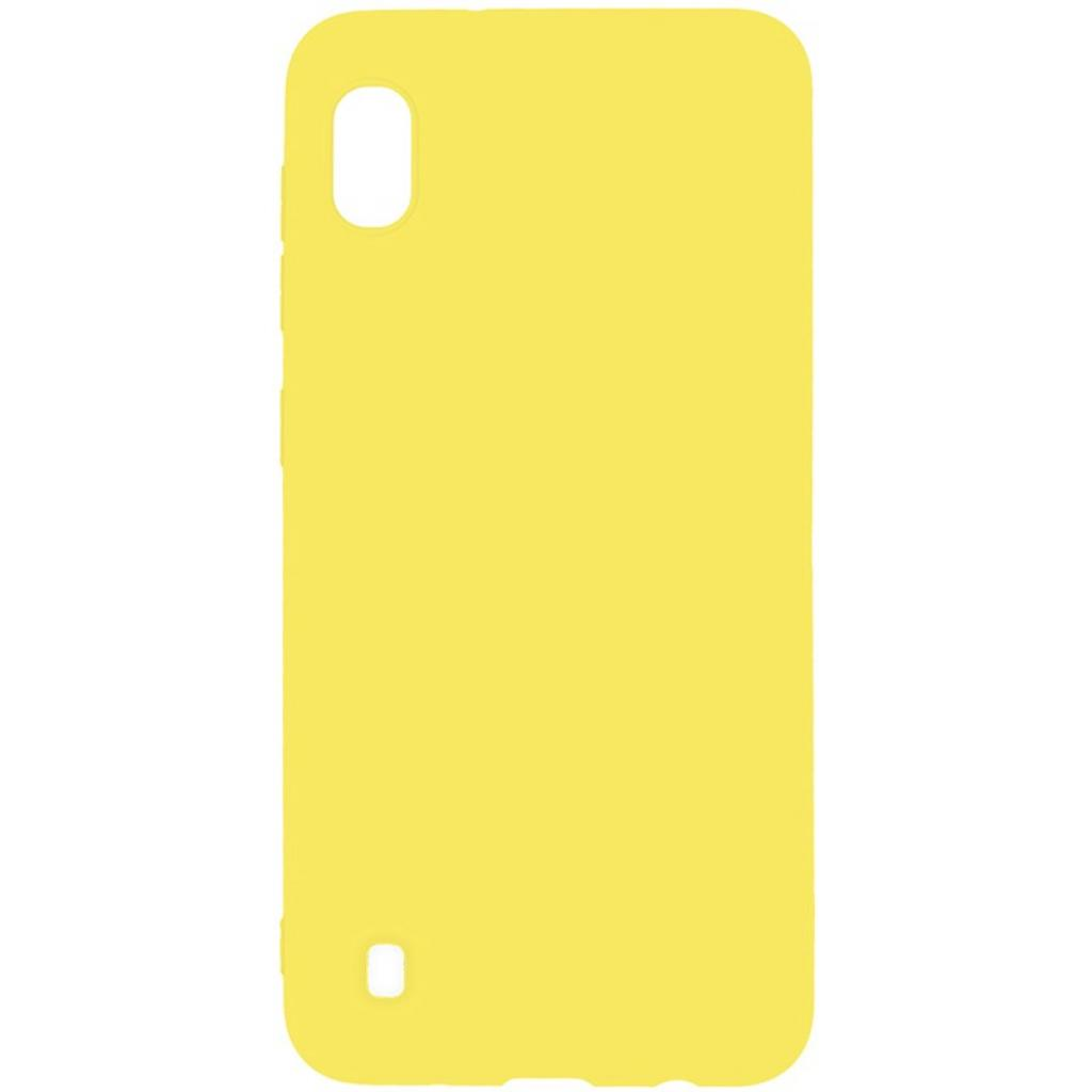 Чехол для моб. телефона Toto 1mm Matt TPU Case Samsung Galaxy A10 Yellow (F_93857)
