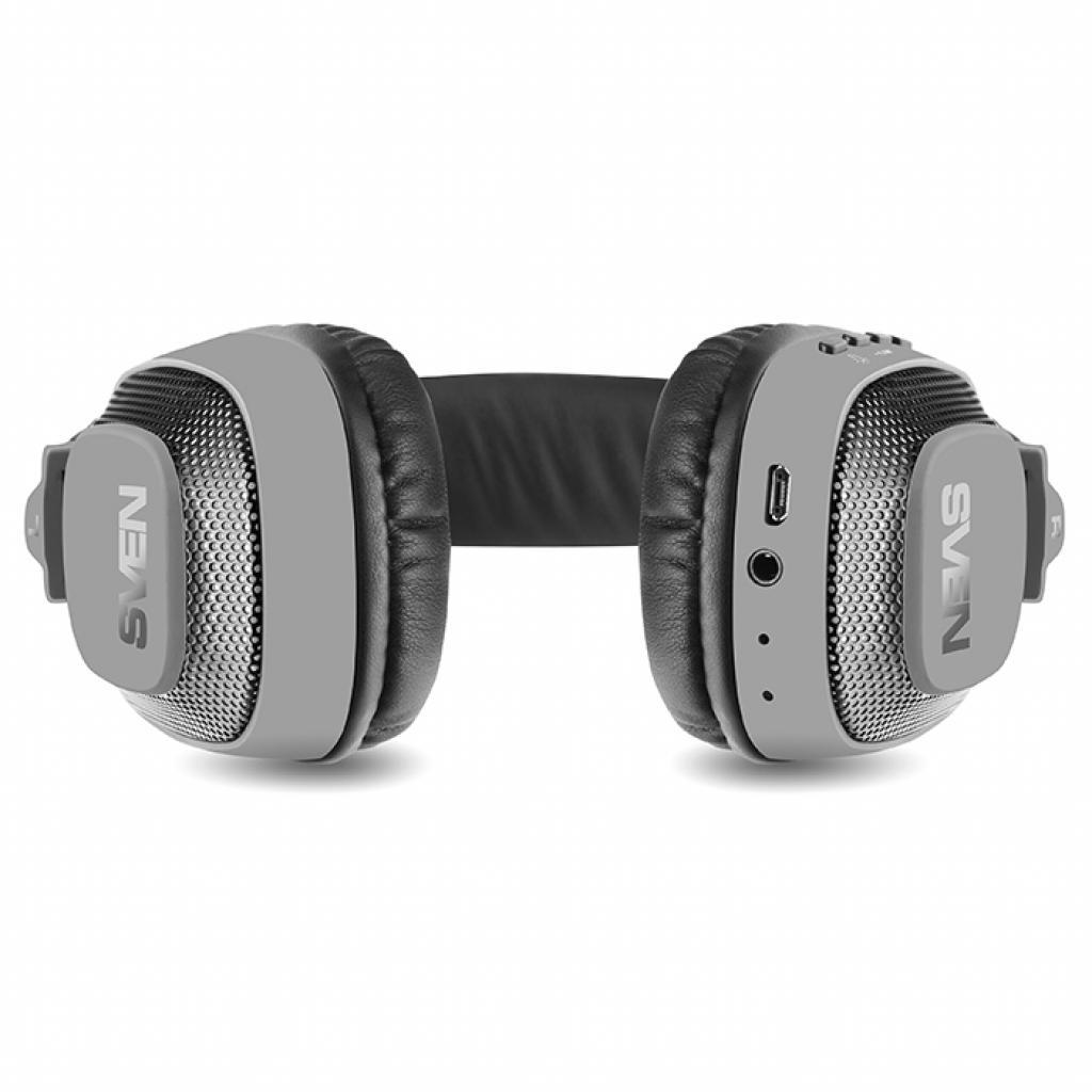 Наушники Sven AP-B510MV Black Bluetooth (AP-B510MV black) изображение 4