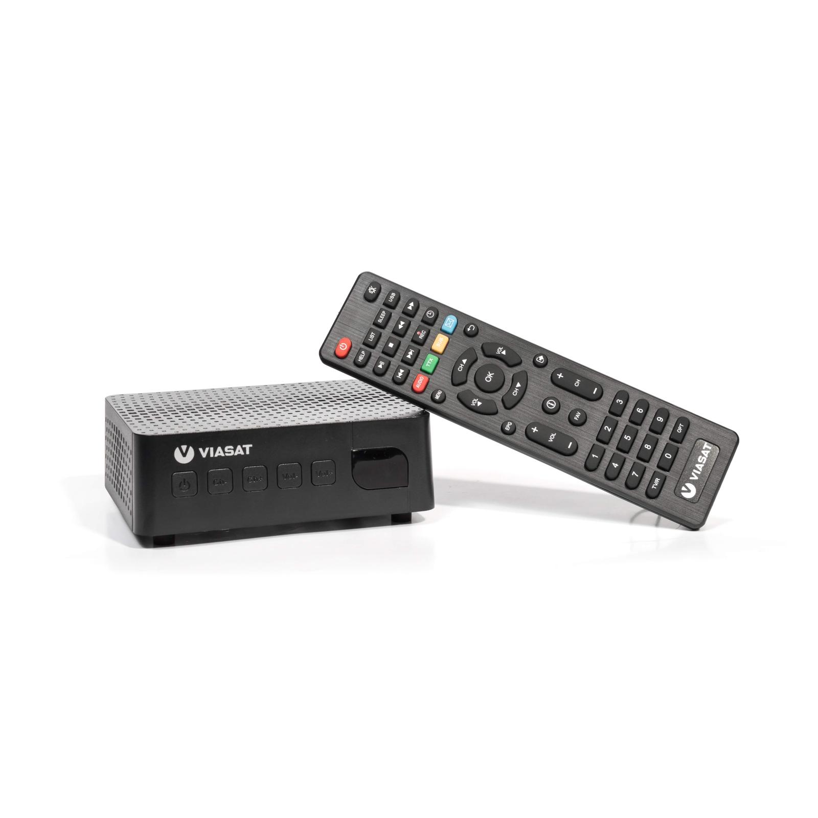 ТВ тюнер Romsat S2 TV VIASAT (S2 TV) зображення 6