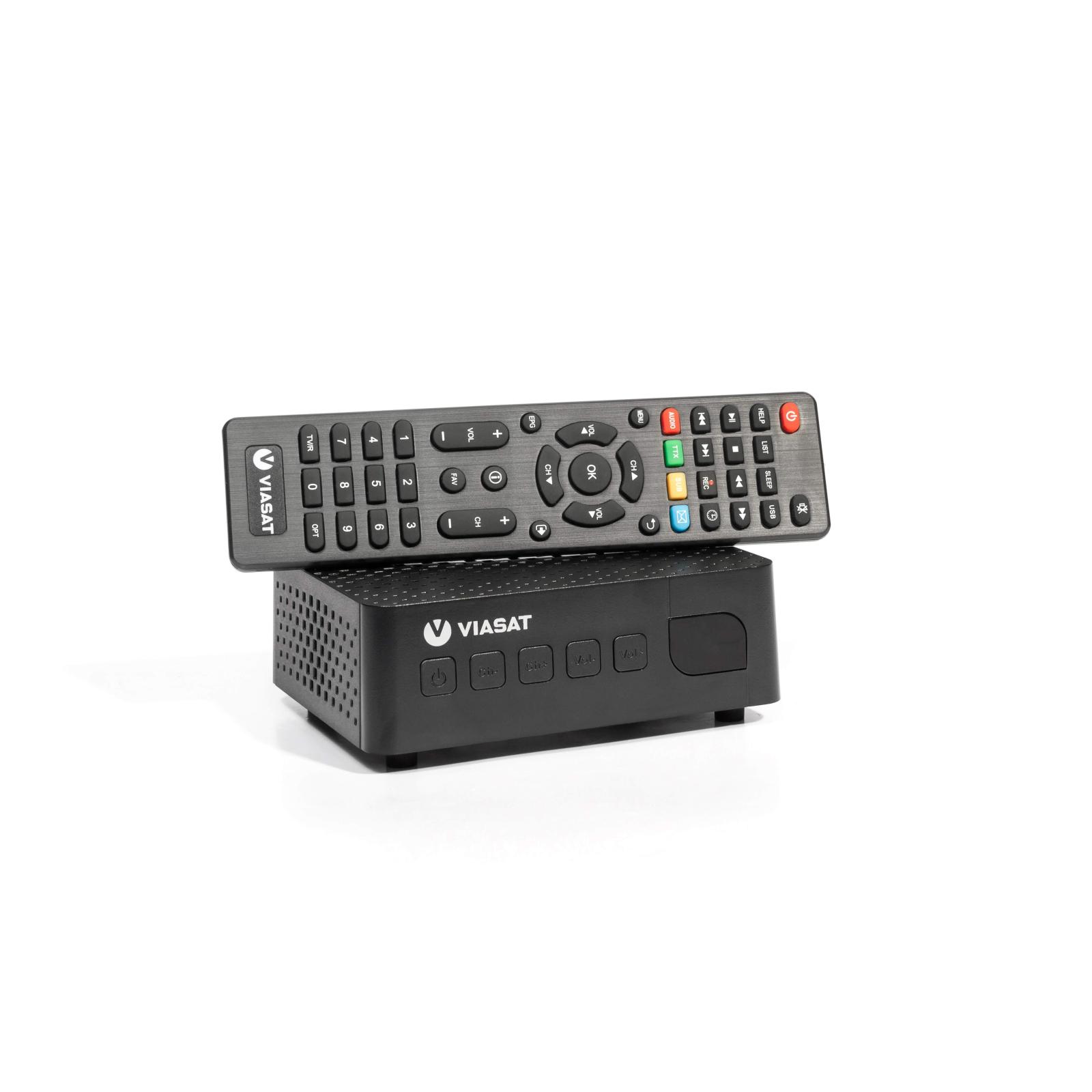 ТВ тюнер Romsat S2 TV VIASAT (S2 TV) зображення 9