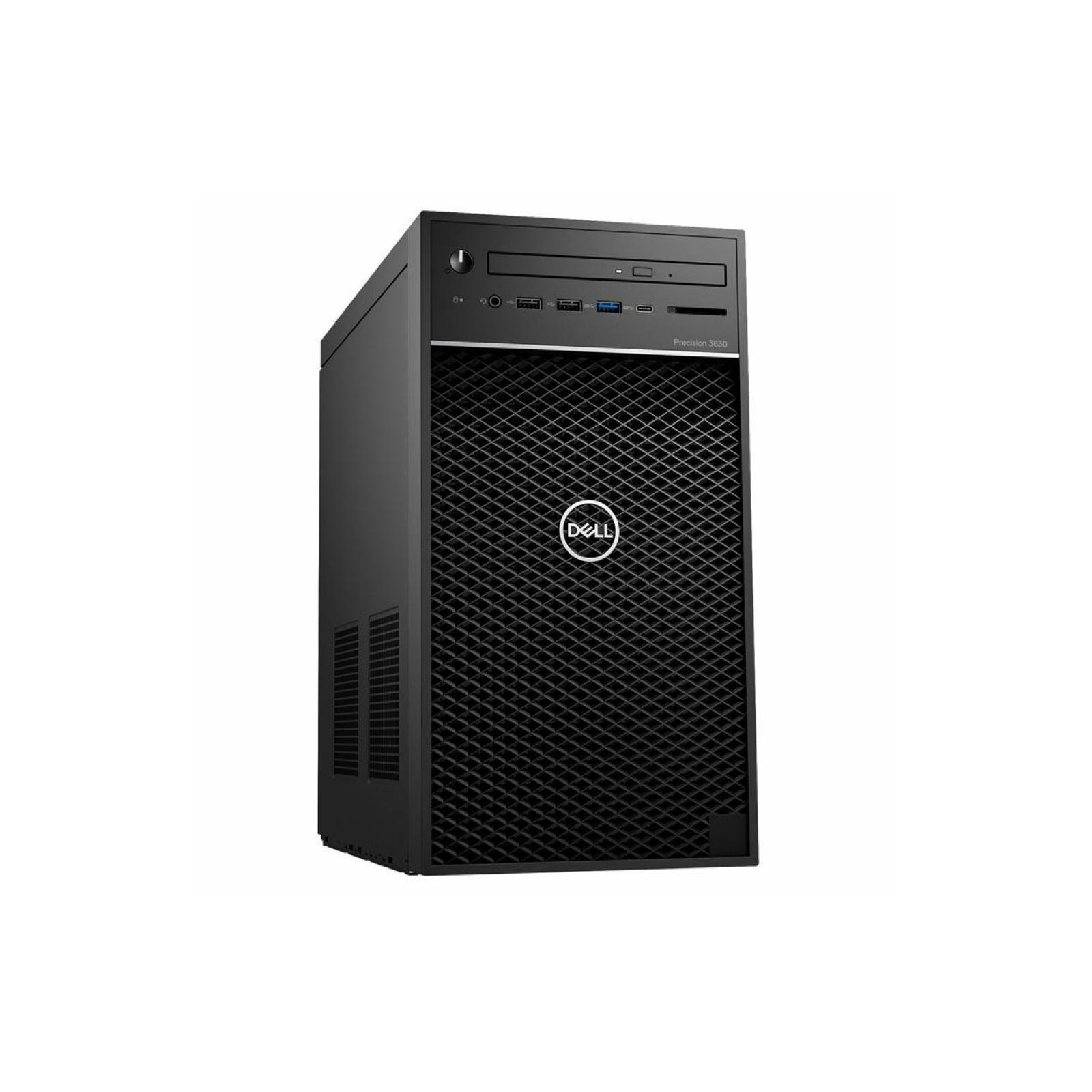 Комп'ютер Dell Precision 3630 Tower/ Xeon E-2124G (210-AOZN-DIX#1-08) зображення 3