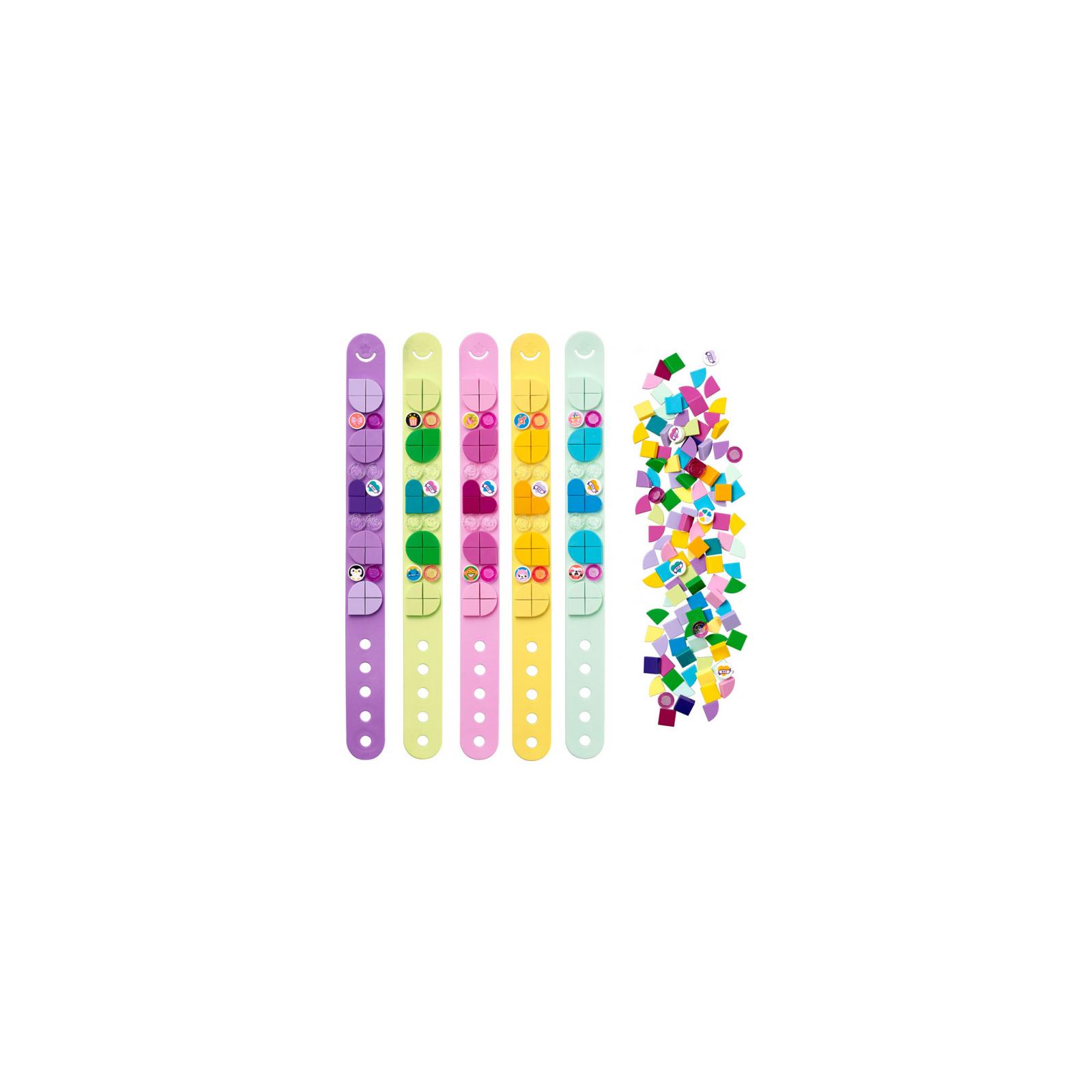Конструктор LEGO DOTs Большой набор для создания браслетов (41913) изображение 7
