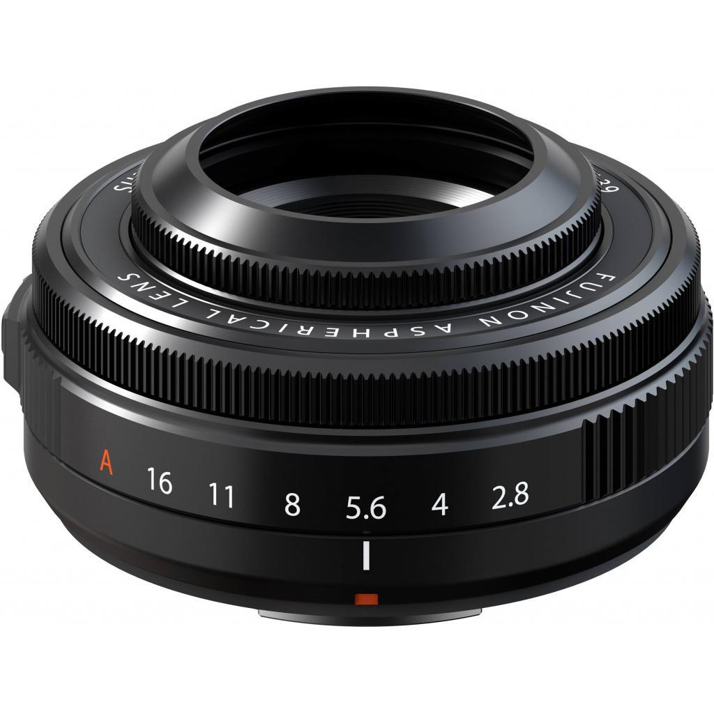 Объектив Fujifilm XF-27mm F2.8 R WR (16670170) изображение 2