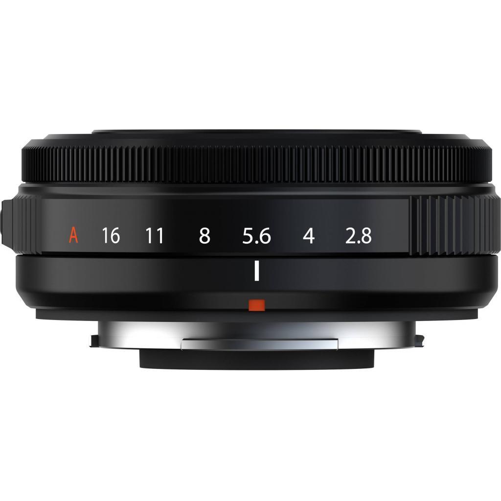 Объектив Fujifilm XF-27mm F2.8 R WR (16670170) изображение 3